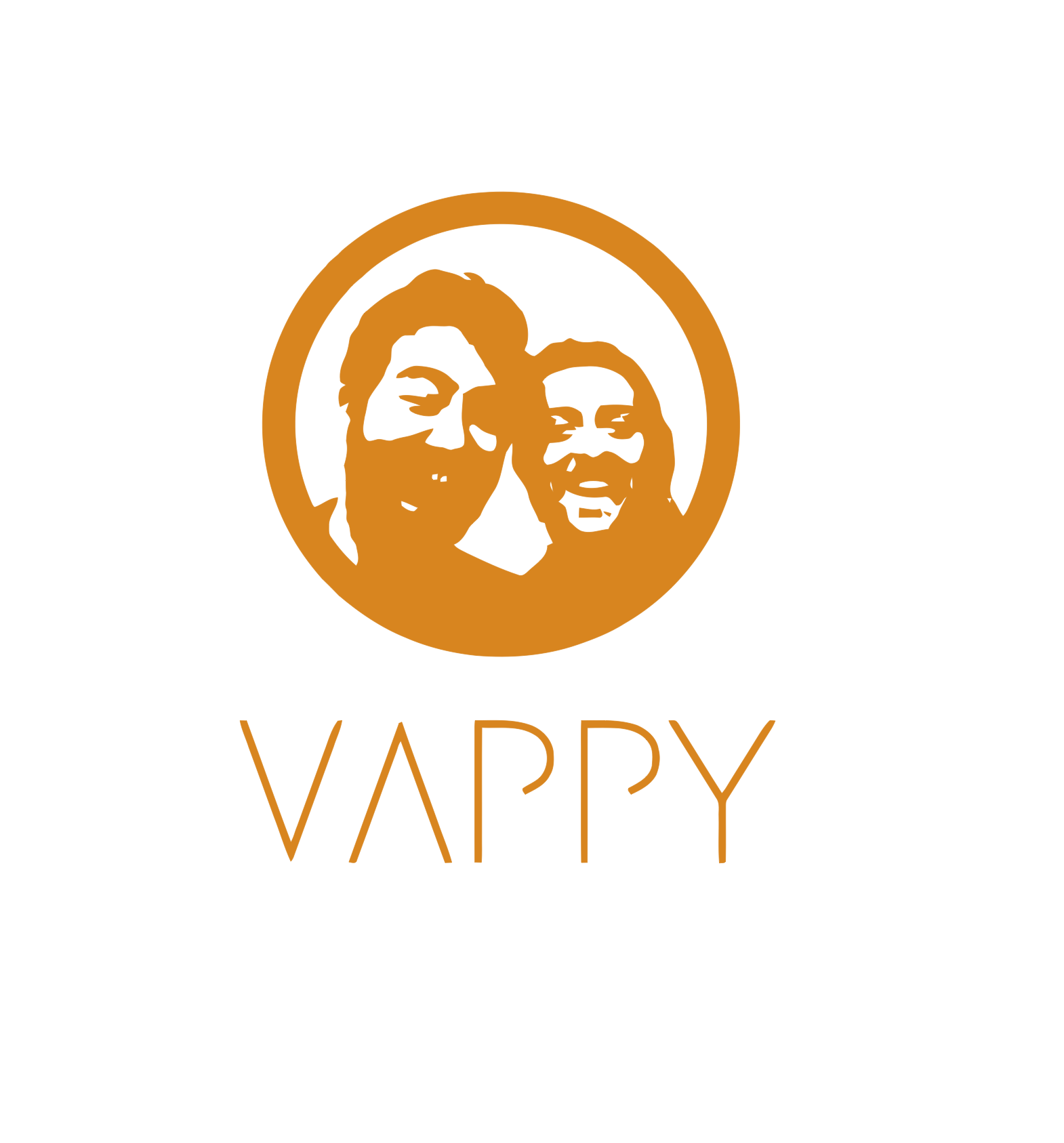 Vappy Logo + Yazı - Vector - Backgrounsuz - PDF.png
