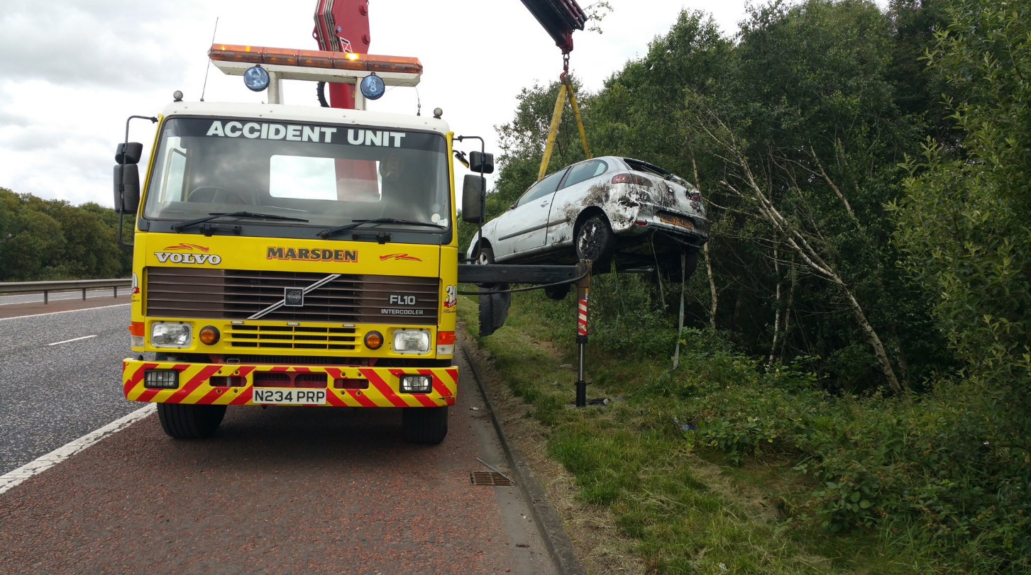 Recovery Services - Transporter & Heavy Recovery, Roadside Assistance, Coach &Ancillary Equipment