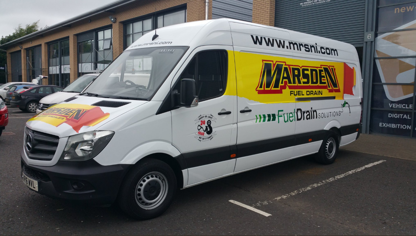 Additional Services - Mobile Fuel Drains, Motor Cycles, Covered Transport
