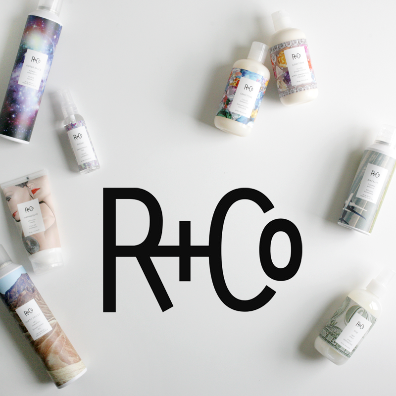 R and CO/ Sister brand of Oribe
