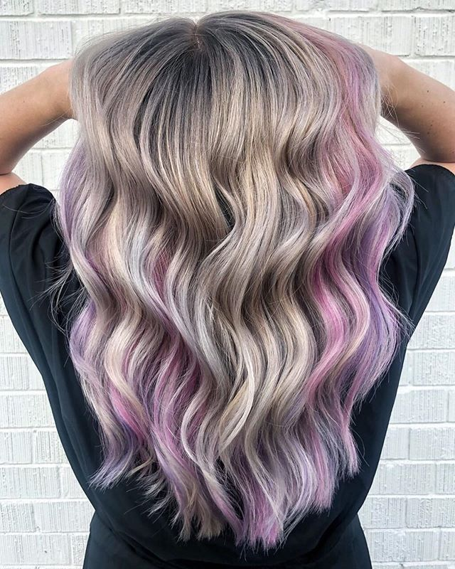 Oh baby, baby! We're drooling 🤤 over the perfection of this color transformation! @jacquie.hair spent 8 hours with her client to create this work of art!  Head over to her page, where she'll explain the tedious and necessary process to achieve this look! . . . . #vividhair #purplehair #hairtransformation #unicornhair #pinkhair #platinumcard #processingporn #balayagehair #hairtrends #livedinhair #hairinspired #atlantastylist #atlhairstylist #blondebalayage #blondespecialist #atlantahair #atlantahairstylist #prettyhair #beachwavehair #prettyblondehair #trendyhairstyles #happyhair #healthyblondehair #blondebabes #brondehair #balayagehighlights #babylights #portlandbalayage #labalayage