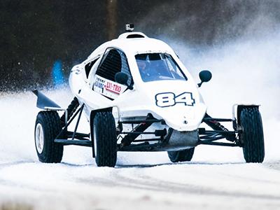 #9 Sakari Toivio - Seura: HyUAAuto: Speedcar Xtrem / Suzuki