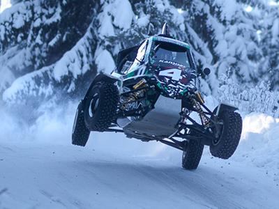 #4 Timo Laapotti - Seura: LahUAAuto: Speedcar Xtrem / Suzuki