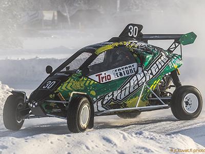 #30 Jonne Kurikka - Seura:Auto: Speedcar Xtrem / Suzuki