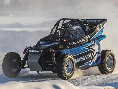 #184 Elias Kalliokoski - Seura: AL-HärmäAuto: LHR / TM