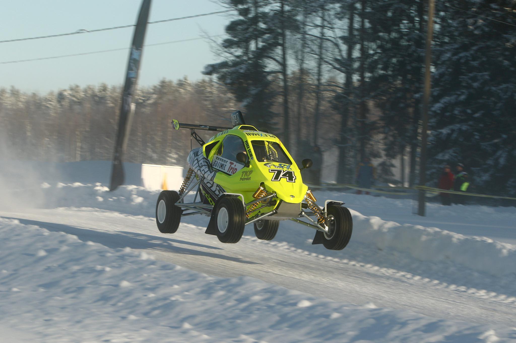 Kuva: RallyPhoto Finland #74 Pekka Salmi
