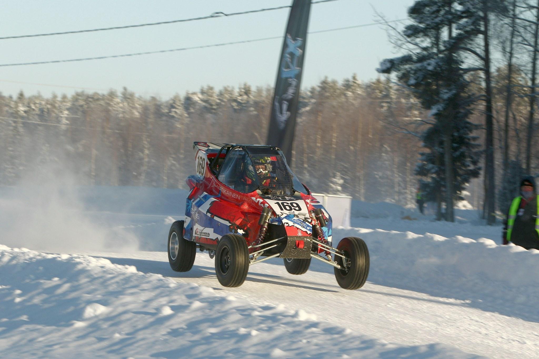 Kuva: RallyPhoto Finland # 169 Aatu Matikainen