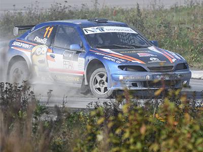 #96 Jere Paaso - Seura: HyUAAuto: Citroën Xsara VTS