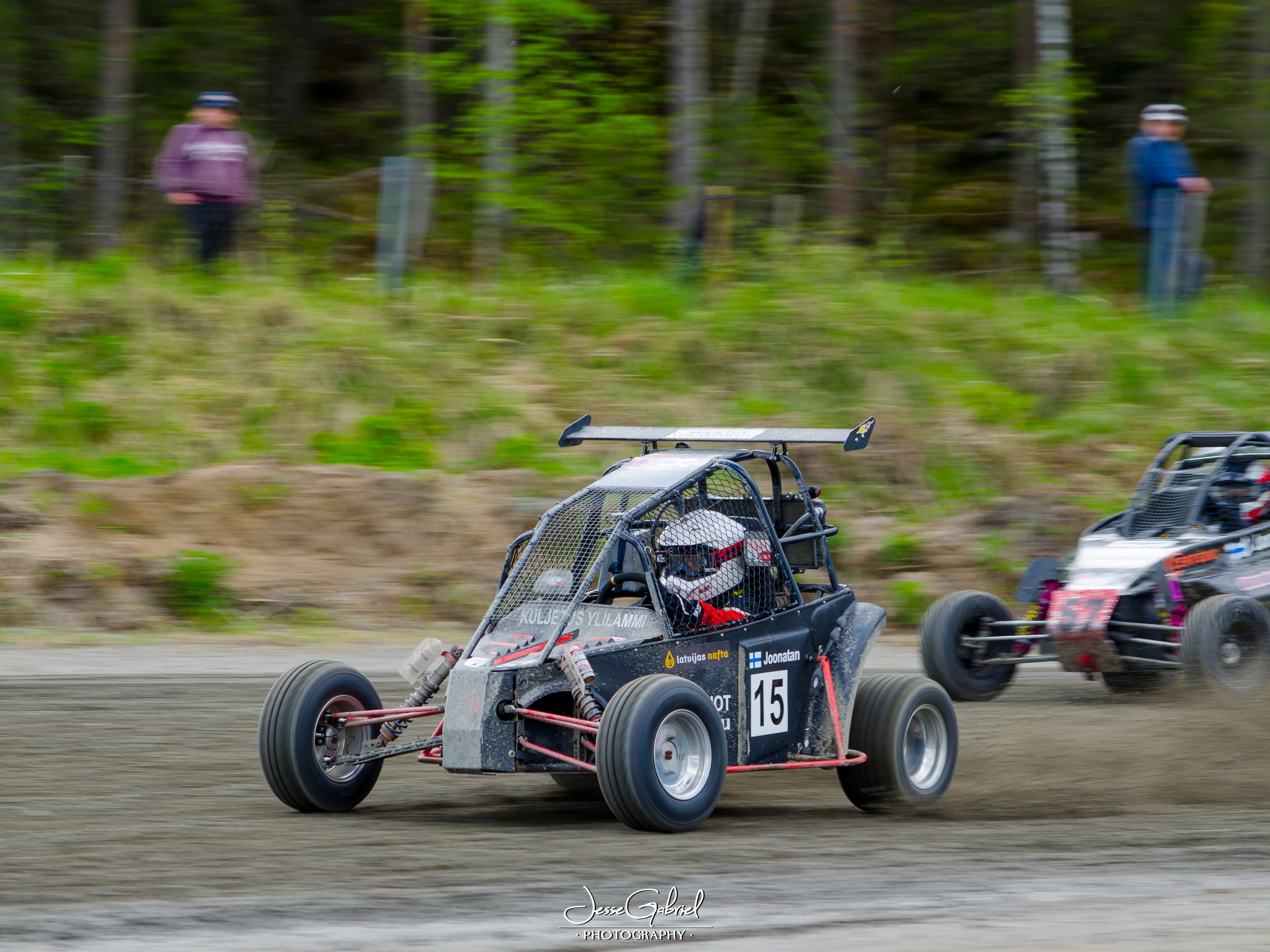 #15 Joonatan Ylilammi - Seura: KarUA/MKAuto: Mtec / Yamaha