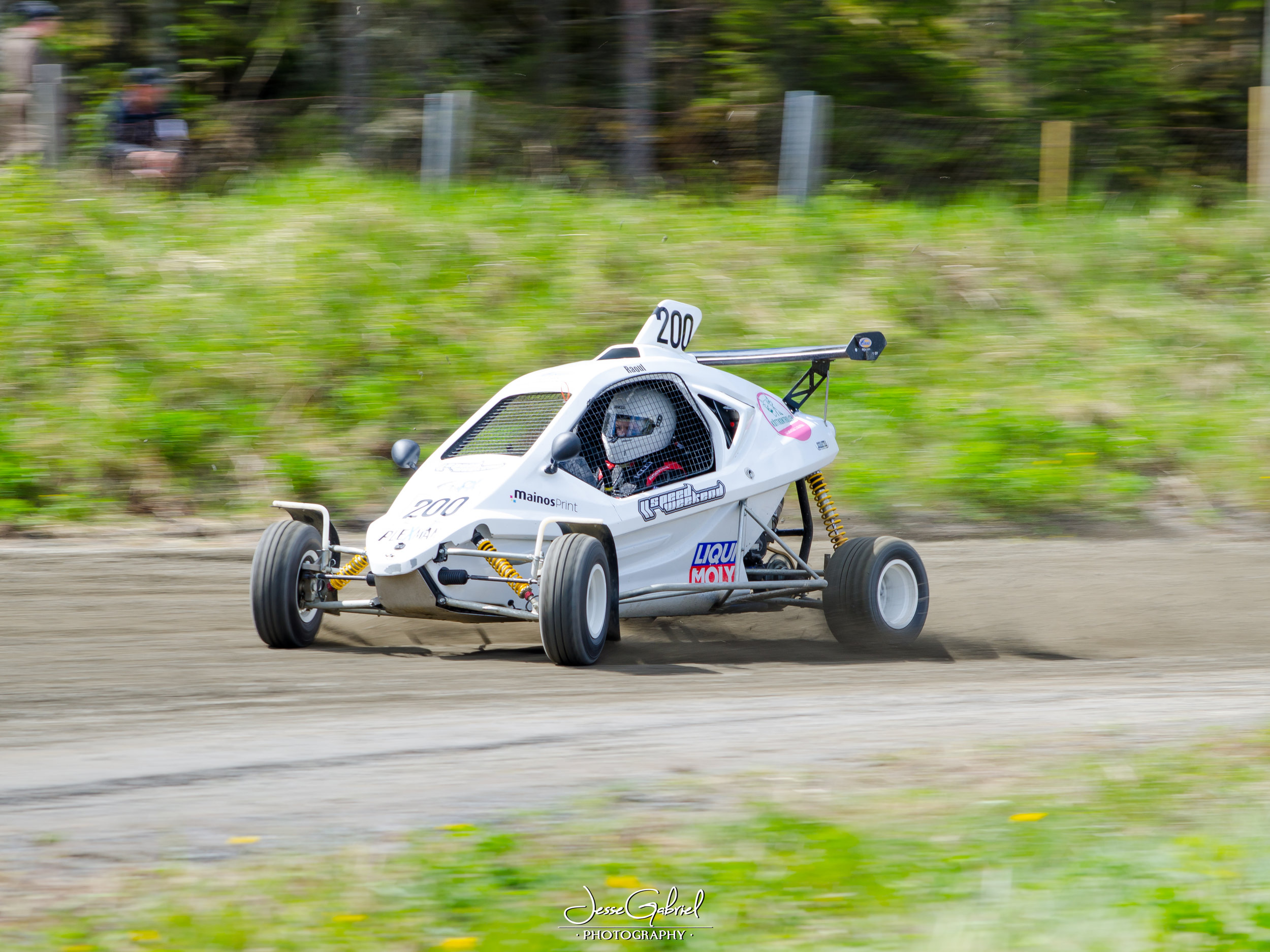 #200 Raoul Dahlqvist - Seura:Auto: Speedcar Xtrem / Suzuki