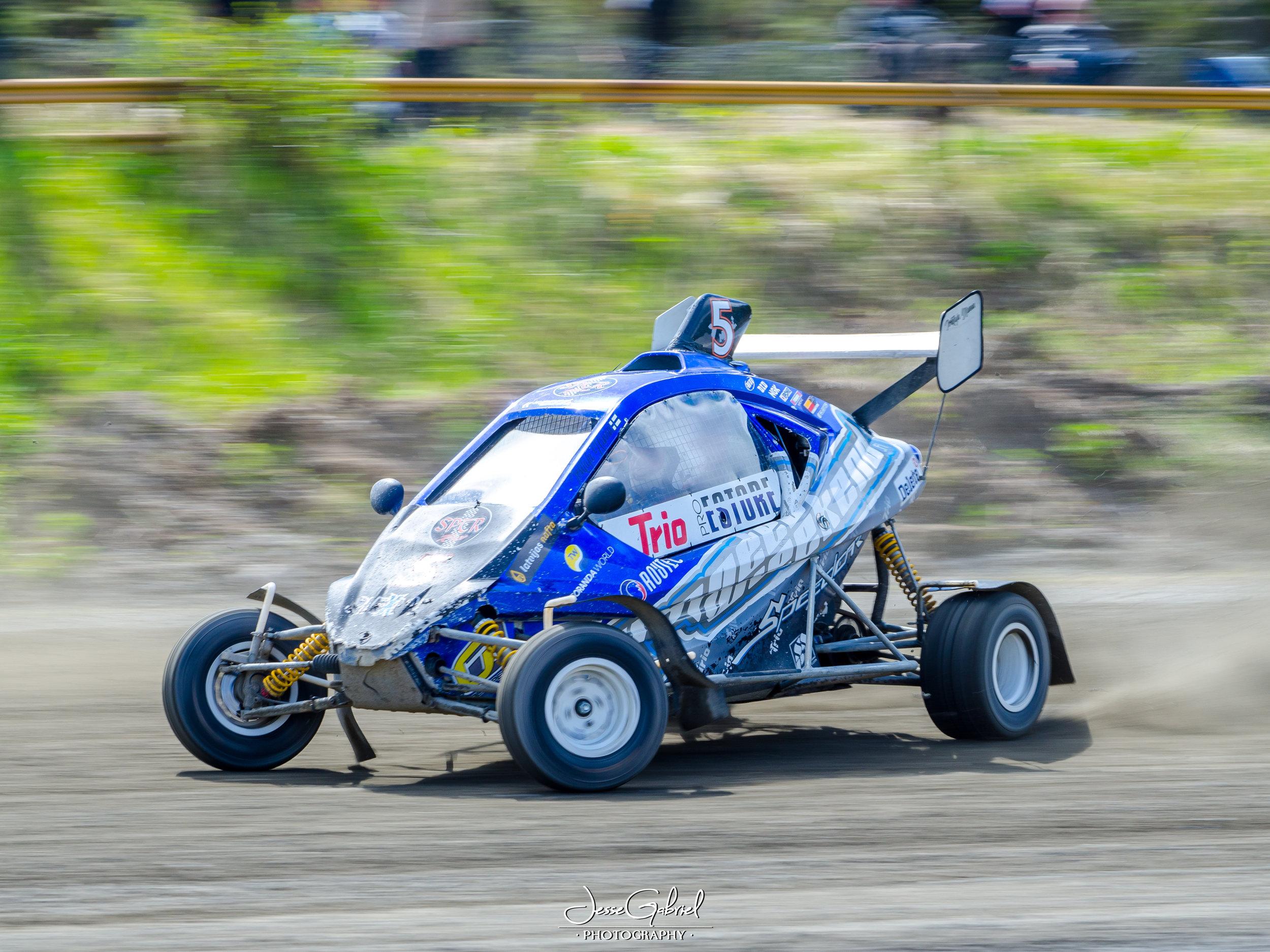 #5 Petri Ylinen - Seura: HyUAAuto: Speedcar Xtrem / Suzuki