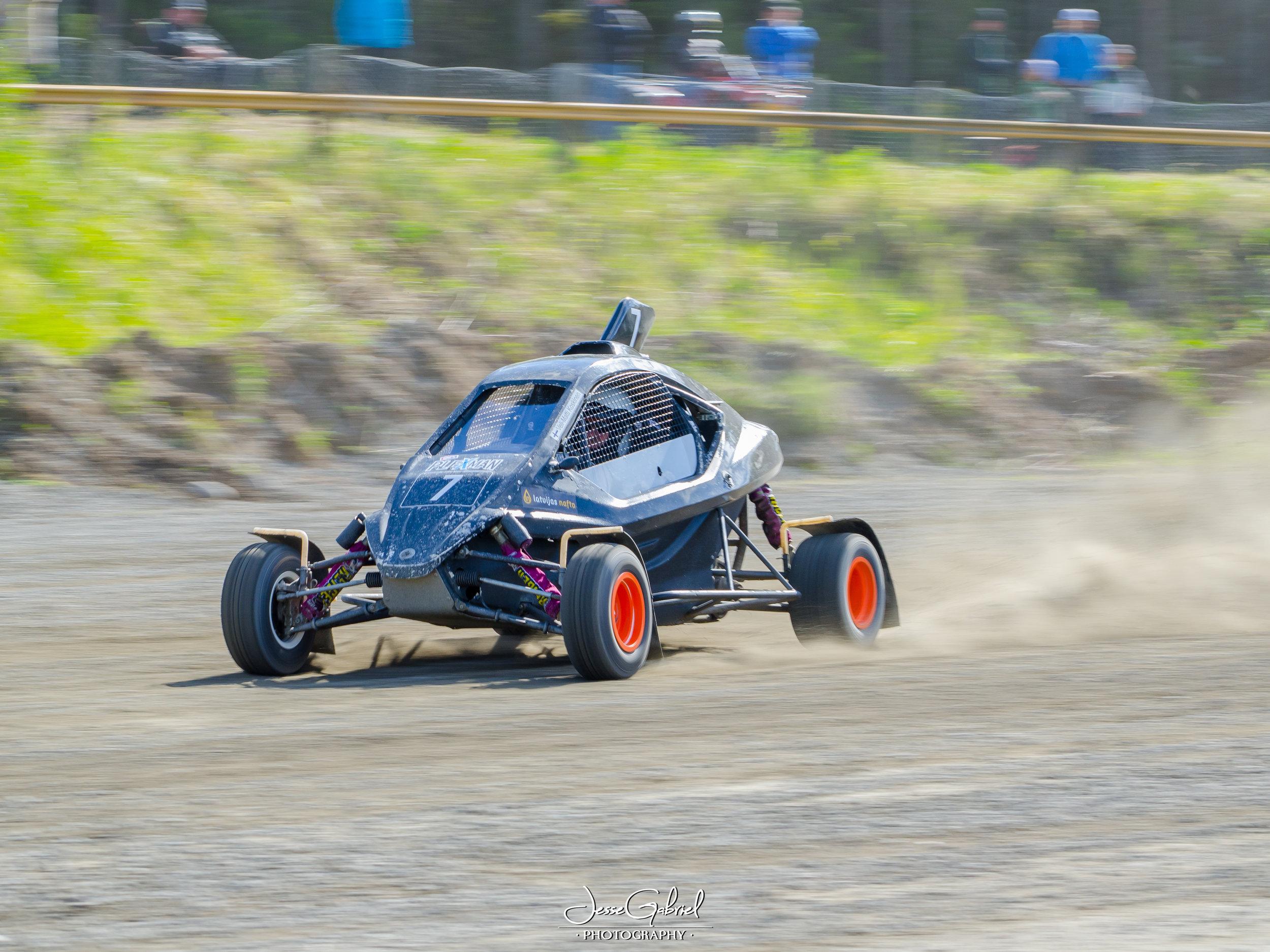 #7 Veli-Matti Koskinen - Seura: HyUAAuto: Speedcar Xtrem / Suzuki