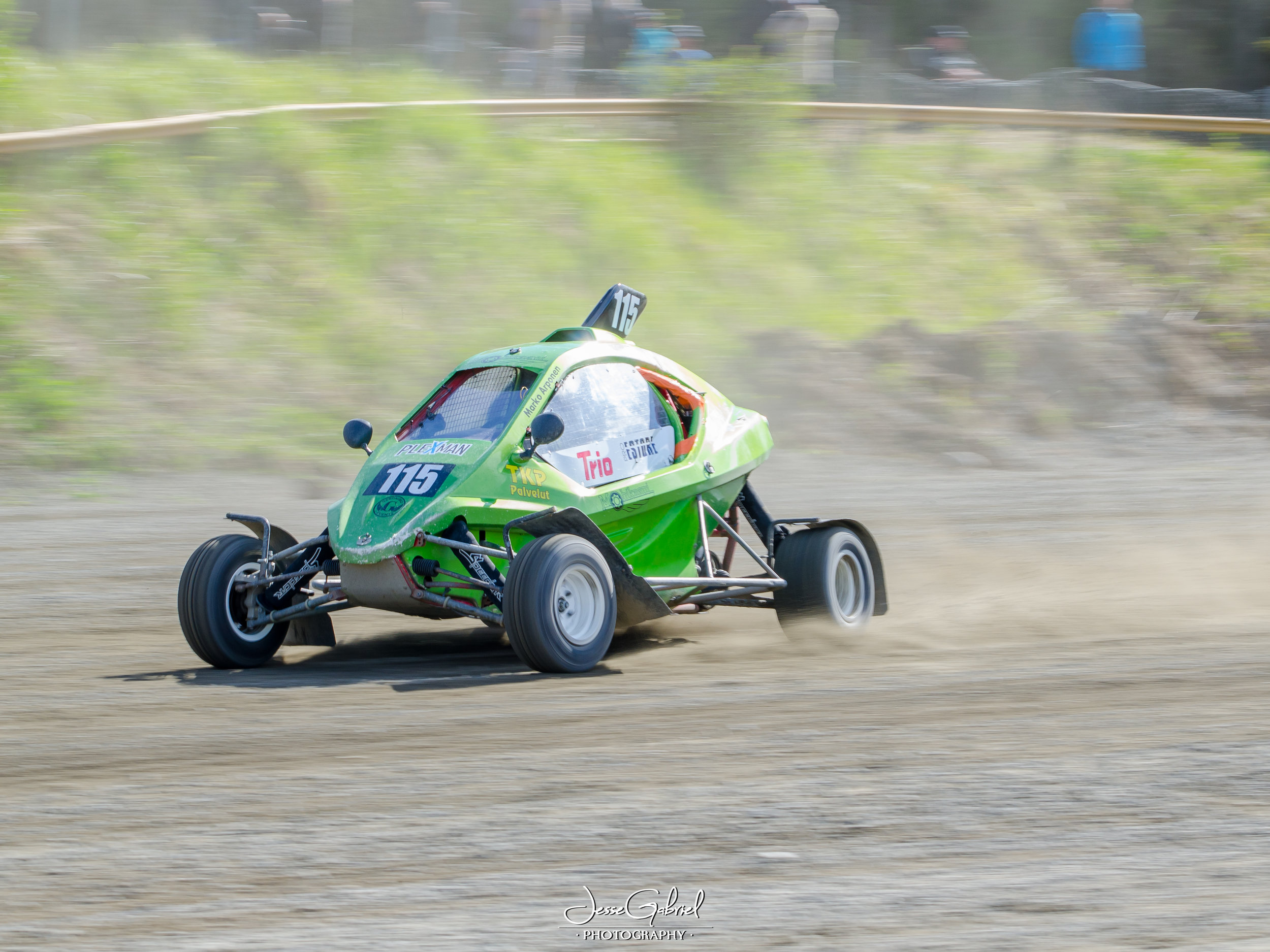 #115 Marko Arponen - Seura: HyuaAuto: Speedcar Xtrem / Suzuki