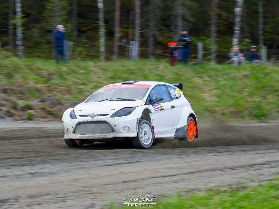 #89 Sami Nikunen - Seura: ScPalasAuto: Ford Fiesta