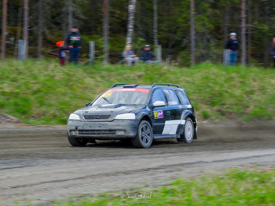 #85 Jarkko Koskimaa - Seura: ÄhtUAAuto: Opel Astra
