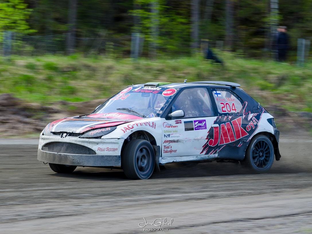 #204 Crazy Mike - Seura: RiiUAAuto: Peugeot