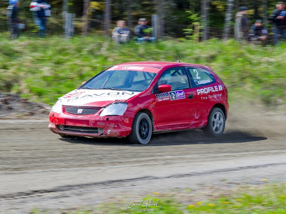 #2 Harri Korkiakoski - Seura: IisUAAuto: Honda Civic VTEC
