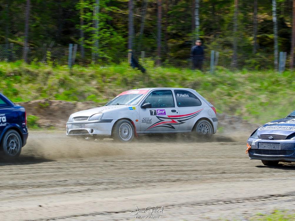 #7 Pasi Helin - Seura: LemUAAuto: Ford Fiesta 1600