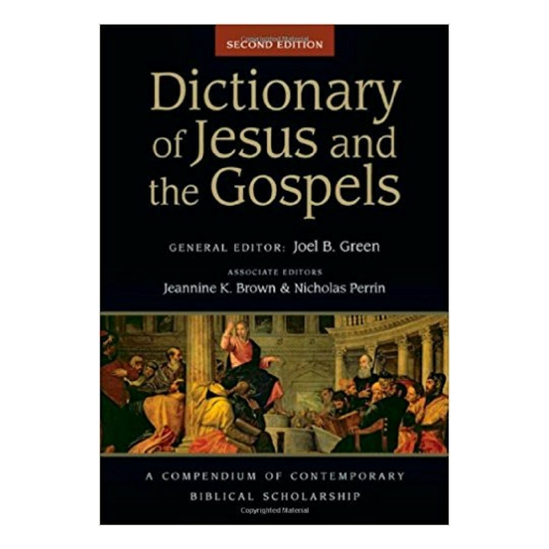 Dictionary of Jesus and the Gospels - This book within the Dictionary series focuses on Jesus and the Gospels. It is a great resource if you are looking for an in-depth study on various areas of the Bible.
