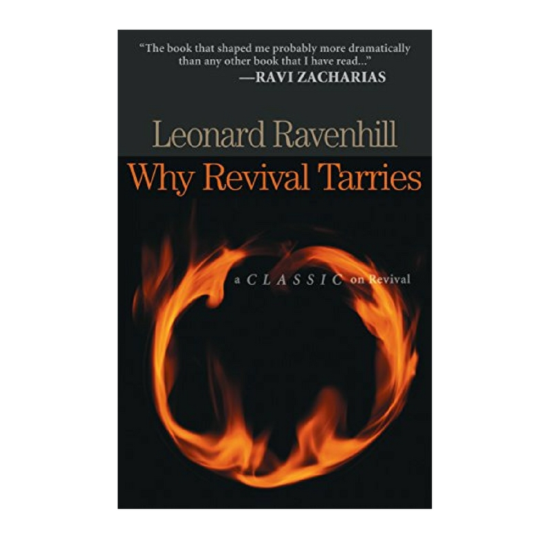 WHY REVIVAL TARRIES - This is a no-compromise call to biblical revival and spiritual excellence that expounds on the disparity between today's church and the church of Acts.
