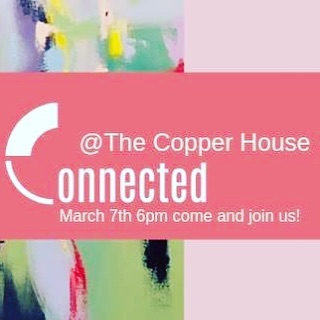 Only 2 days to go! Come join us at @thecopperhse this Thursday evening from 6pm to see new artwork from myself and 11 other artists. There's some fabulous work on display and it'll be a great way to celebrate #internationalwomensday #connected12 #deborahcogleyart #newartist #workinprogress #exhibition #art #artistsoninstagram #artist #artforsale #artforsalebyartist #whatsondublin #gettogether #dublin #artexhibition #femaleartist #keepcreative #colourfulart  #colourfulartwork #artforthehome #interiordecorating #colourfulinteriors