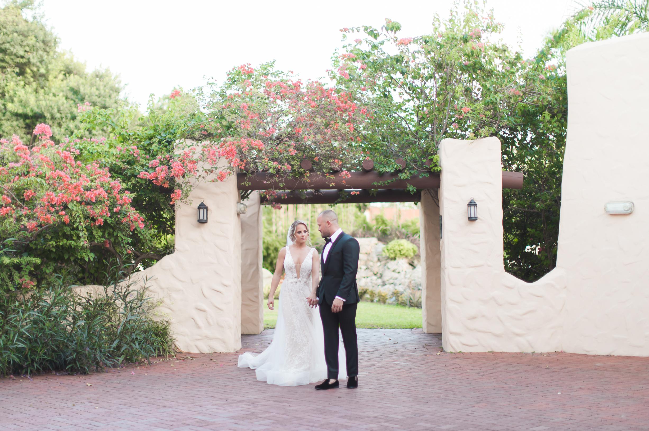 Curtis Mansion Wedding