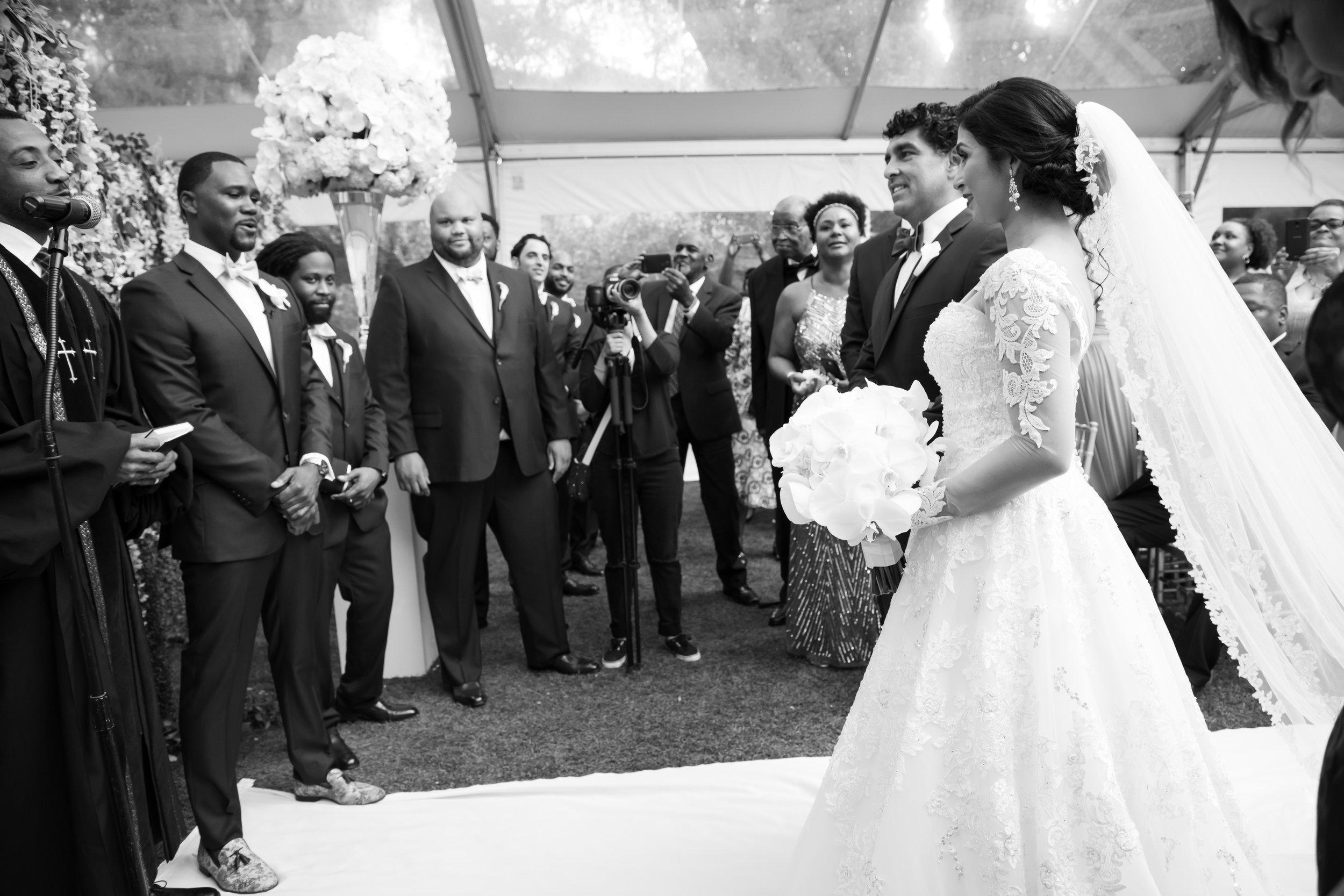 Villa Woodbine Wedding Miami - Dipp Photography