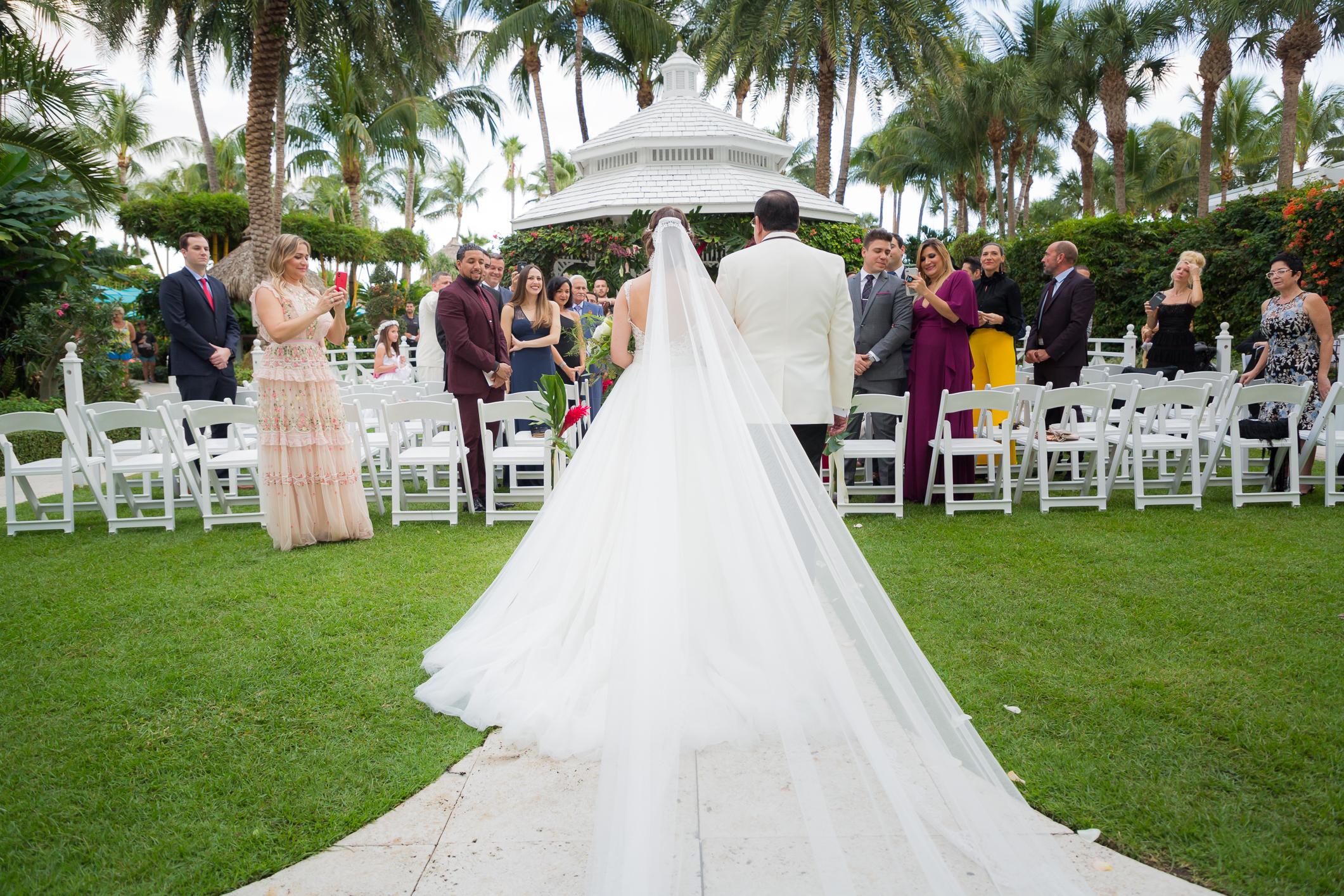 The Palms Hotel Miami Wedding - Miami Wedding Photographer Dipp Photography