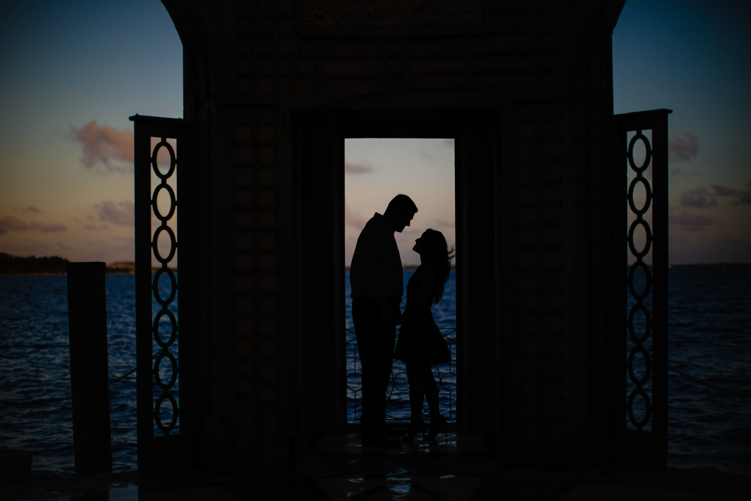 Vizcaya Engagement Photos - Dipp Photography