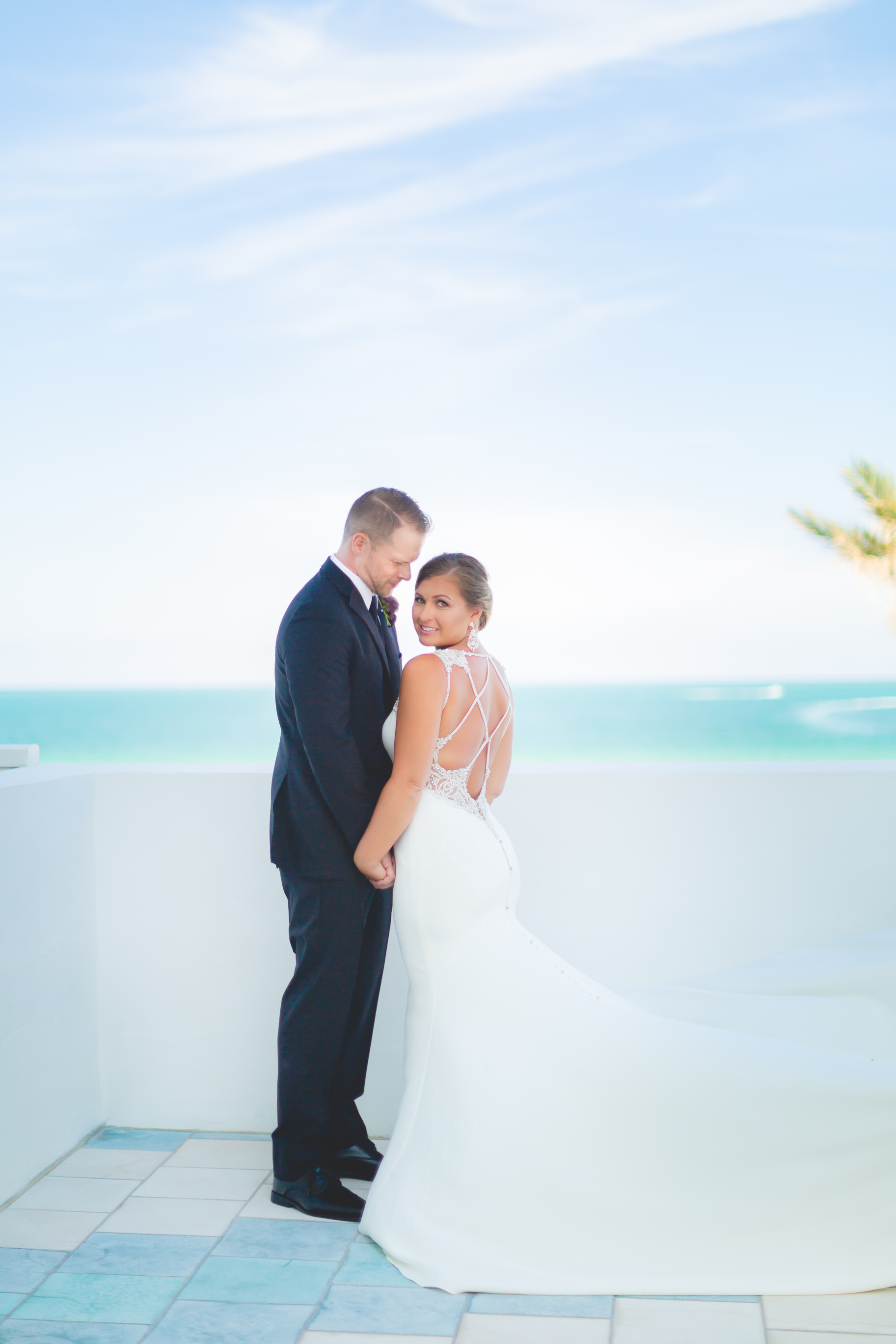Marriott Stanton South Beach Wedding - Dipp Photography