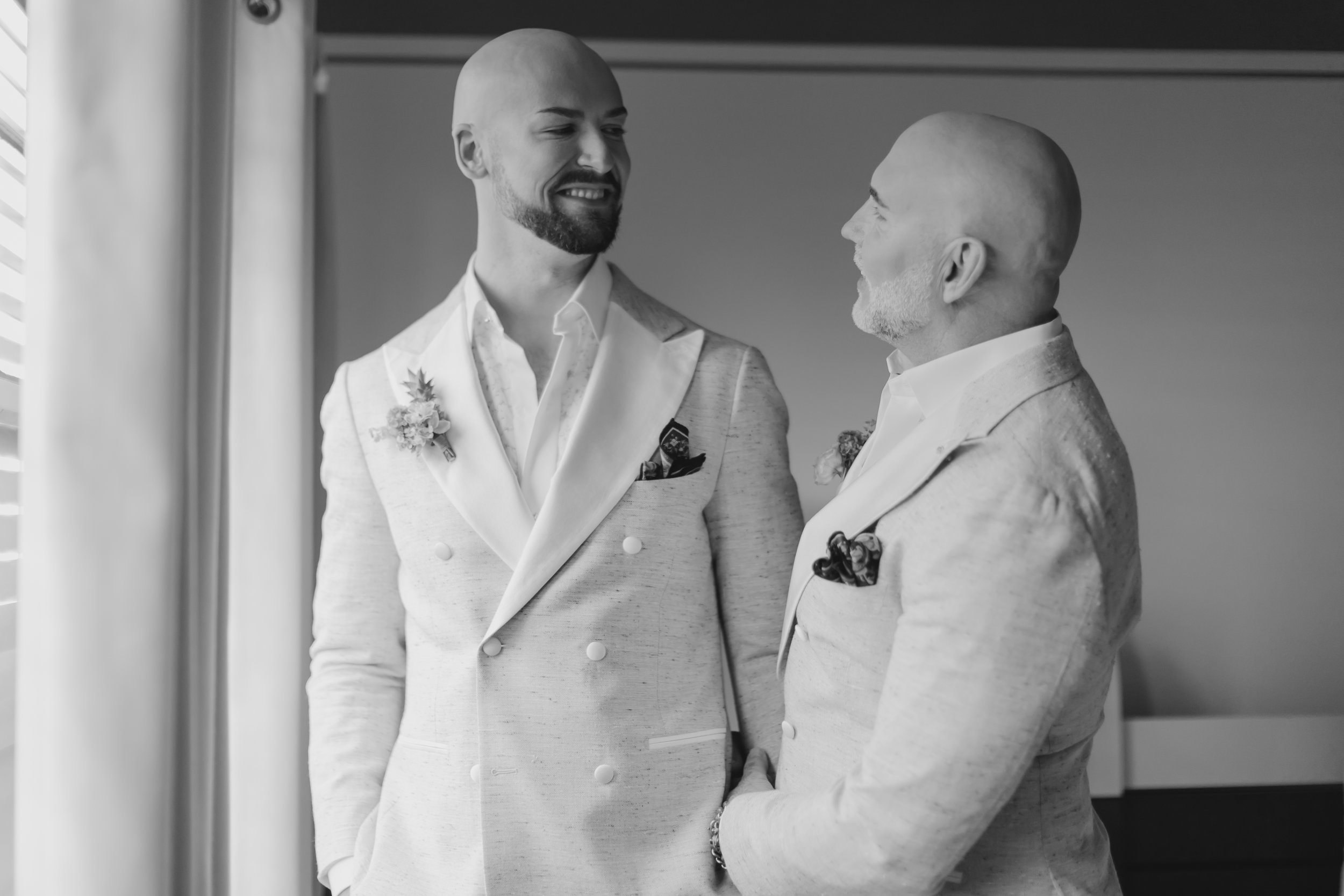 Freehand Miami LGBT Wedding - Dipp Photography