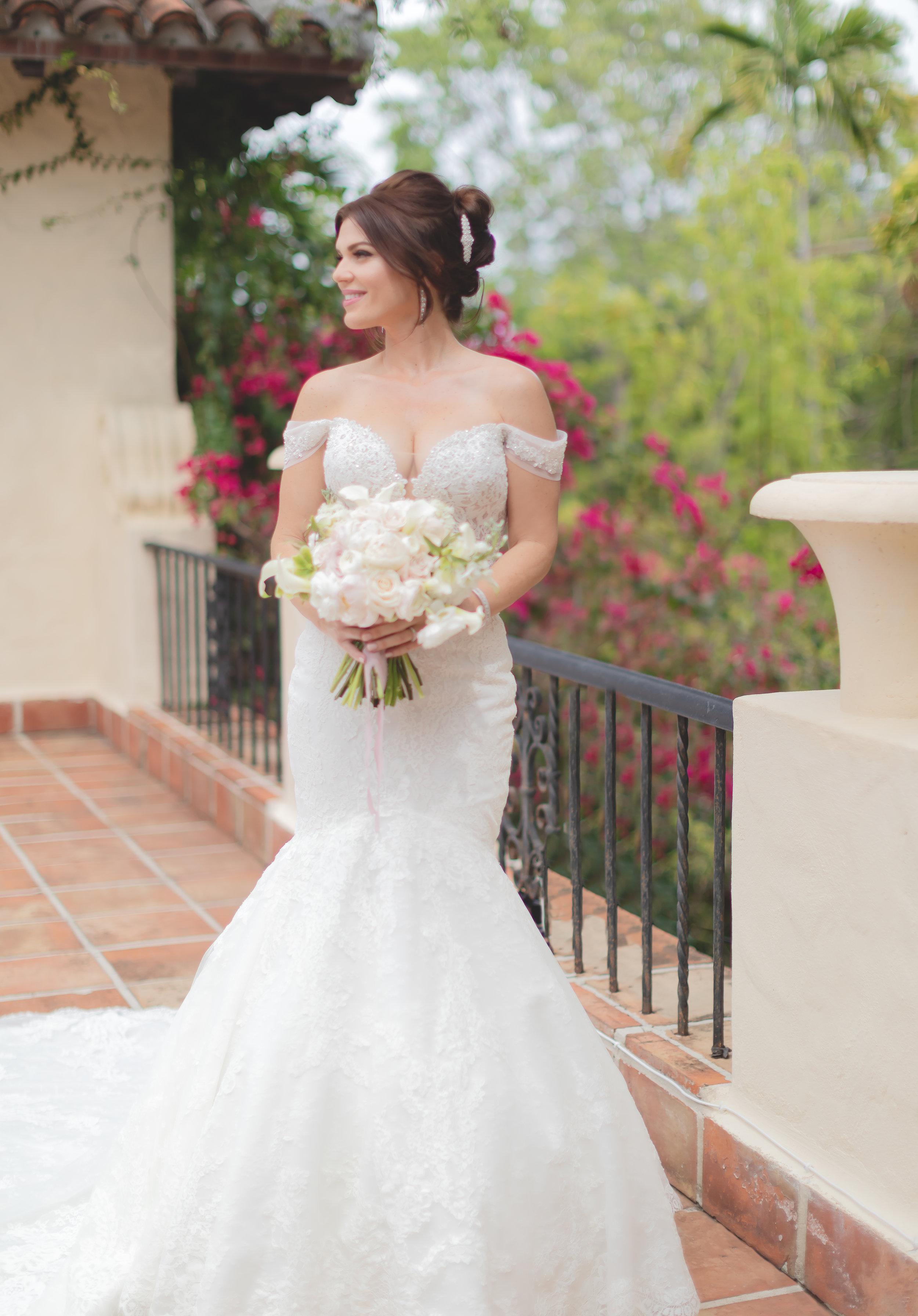 Romantic Wedding Villa Woodbine - Miami Wedding Photographer
