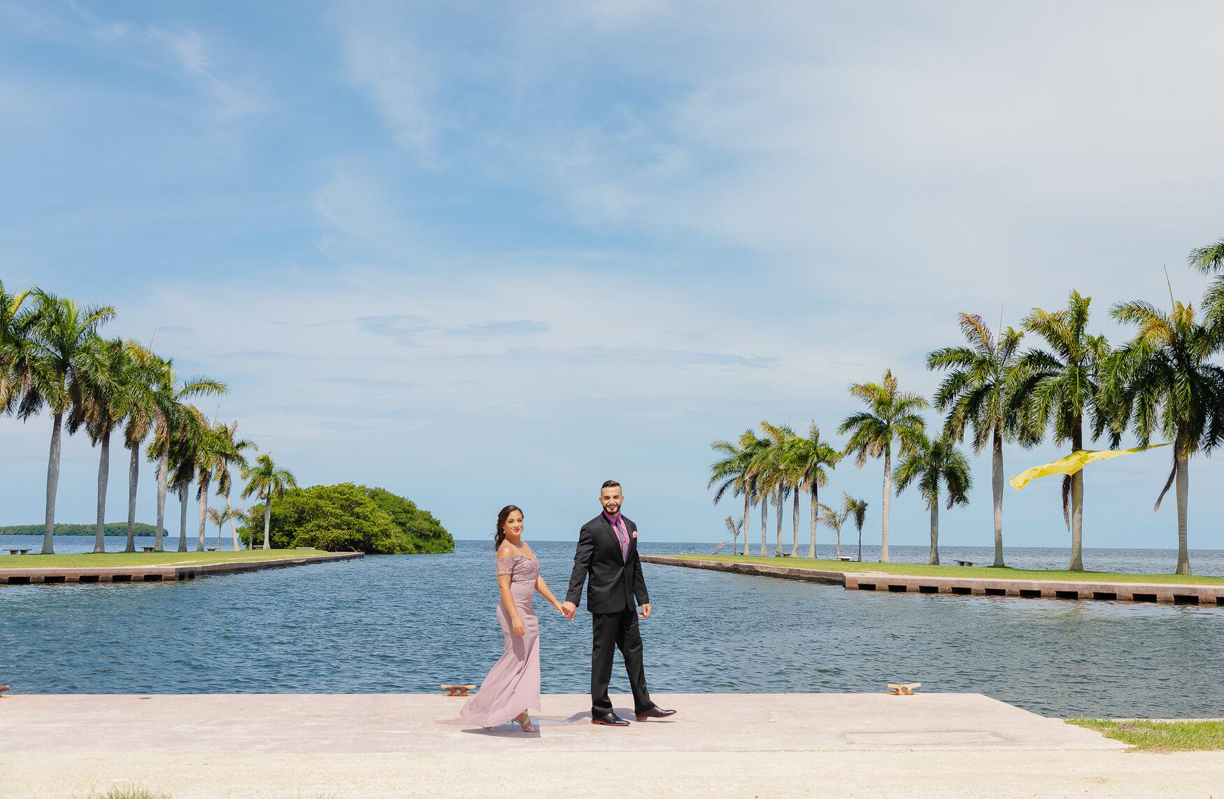 Deering Estate Engagement Photos - Miami Engagement Photographer Dipp Photography