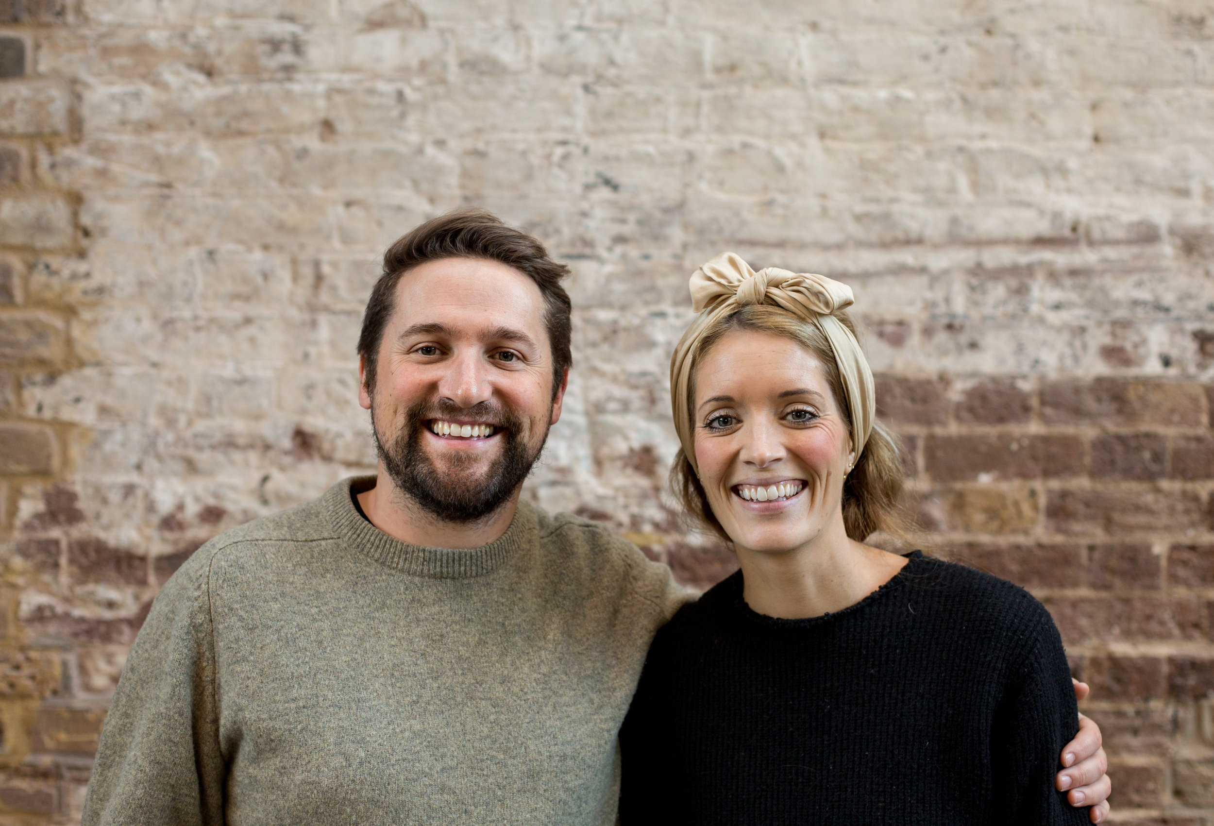 Pete and Bee Hughes | Lead Pastors