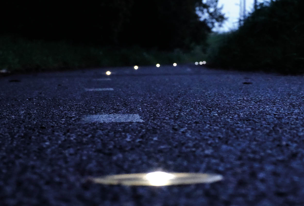 thesolareye - thesolareye is a solar LED cats' eyes alternative. They can be used to light pathways, schools, cycle paths or for more general route marking and way-finding.