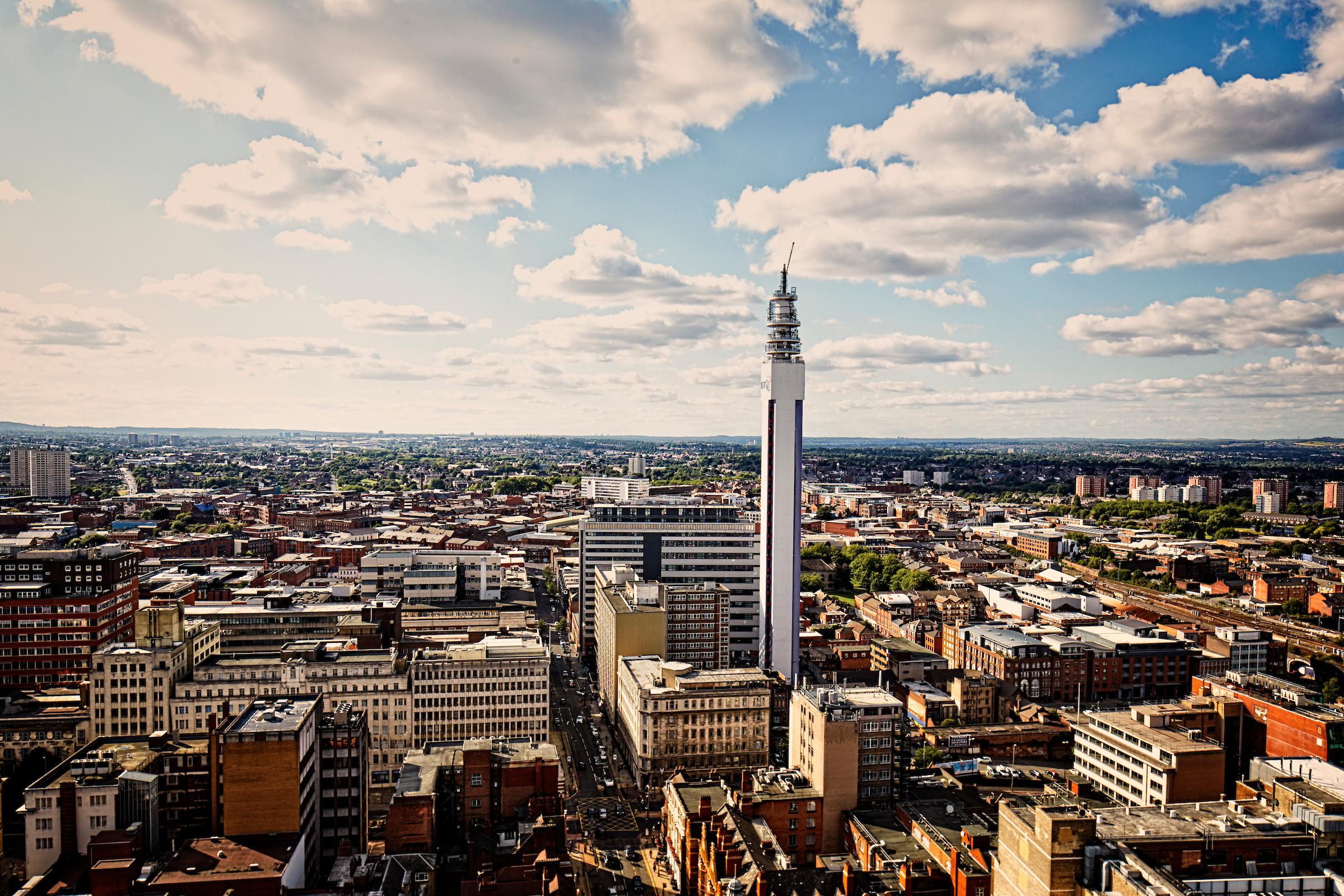 BT Tower, Birmingham