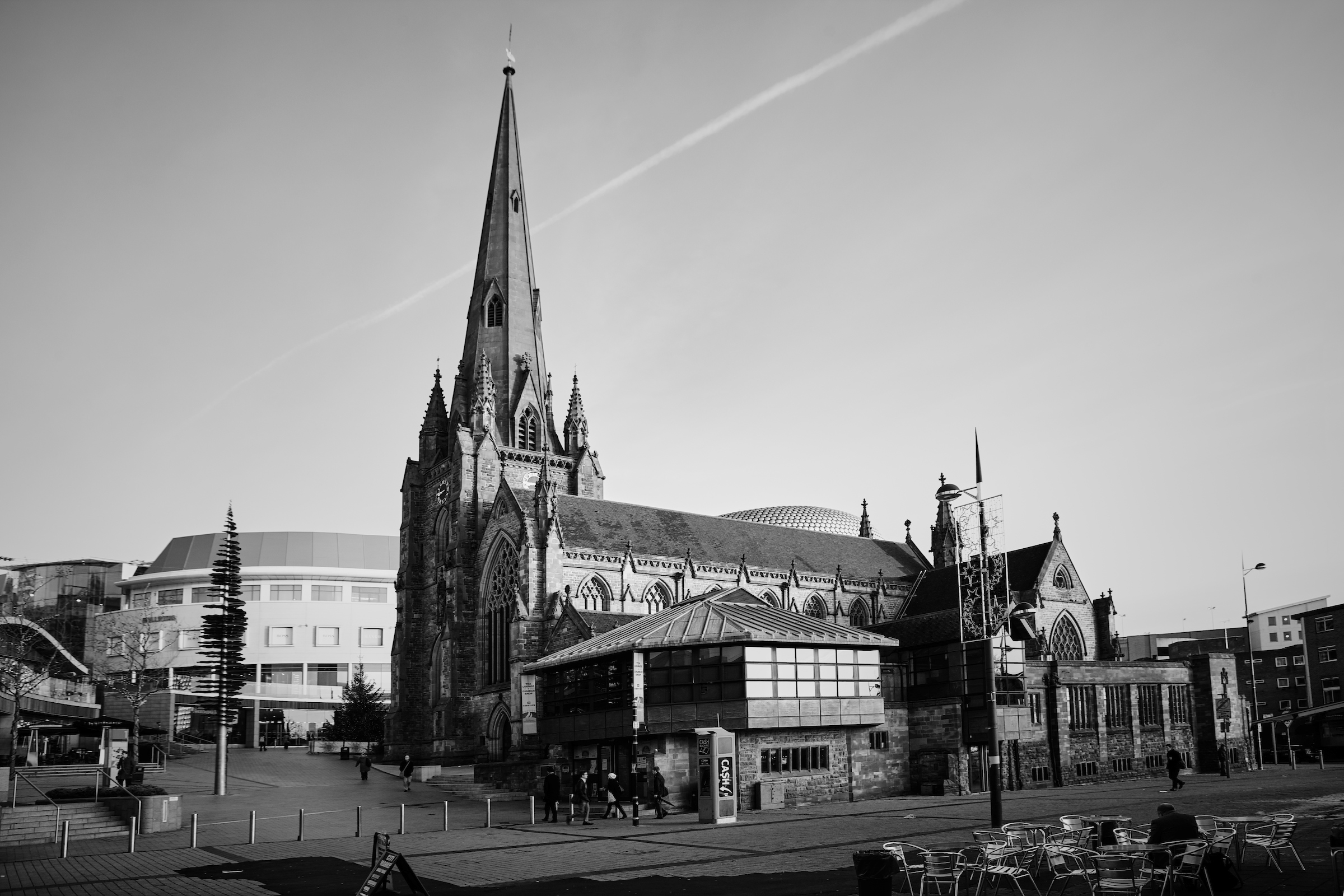 St Martins Church, Birmingham