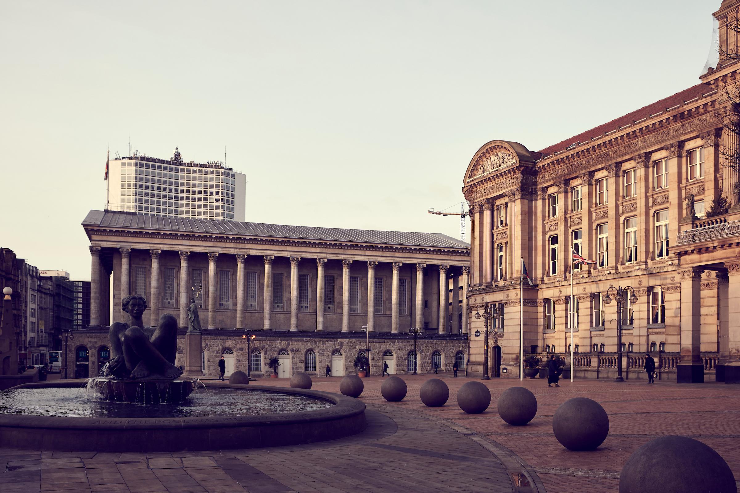 Victoria Square, Birmingham