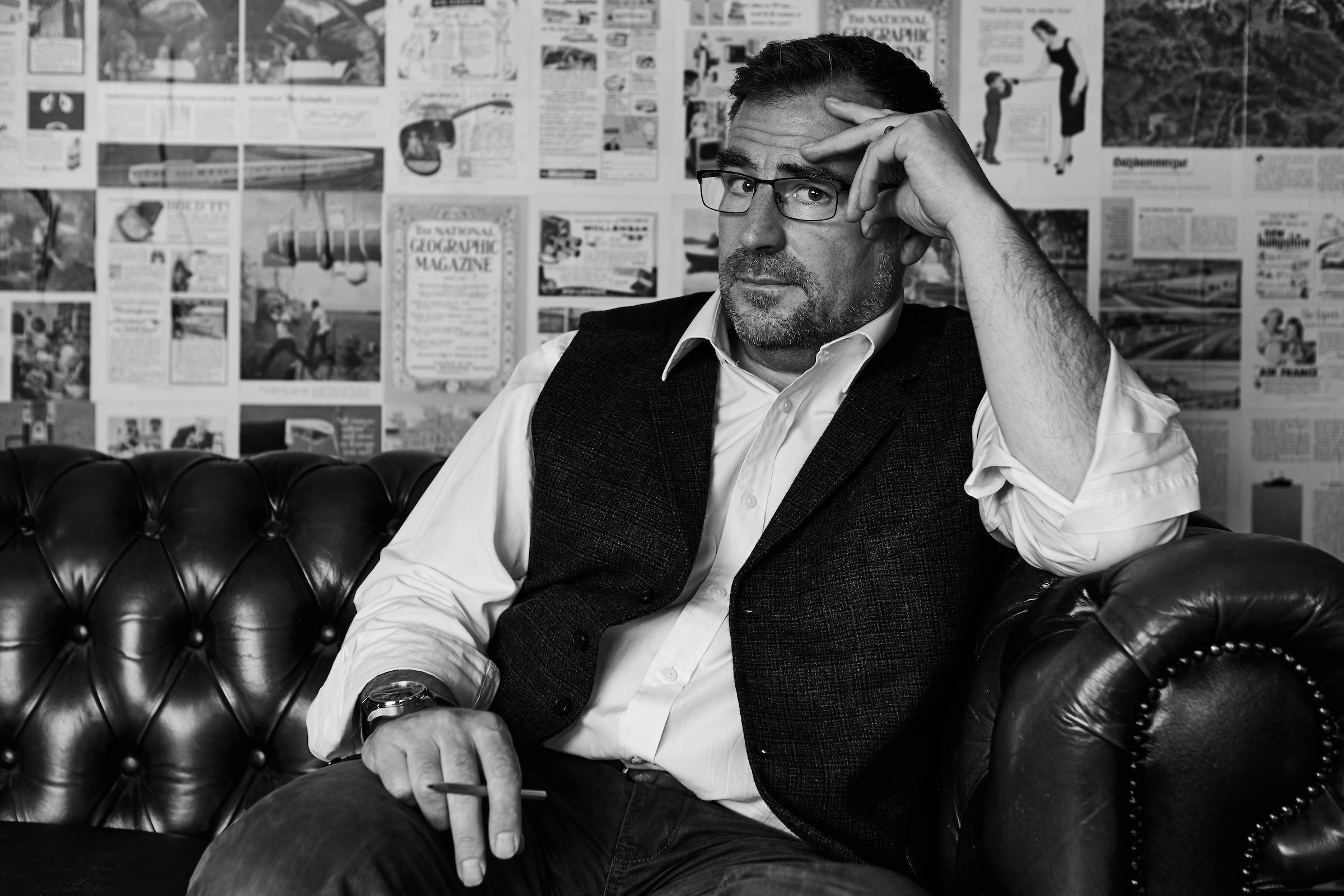 Peter Howard - Managing Director - Phd Design