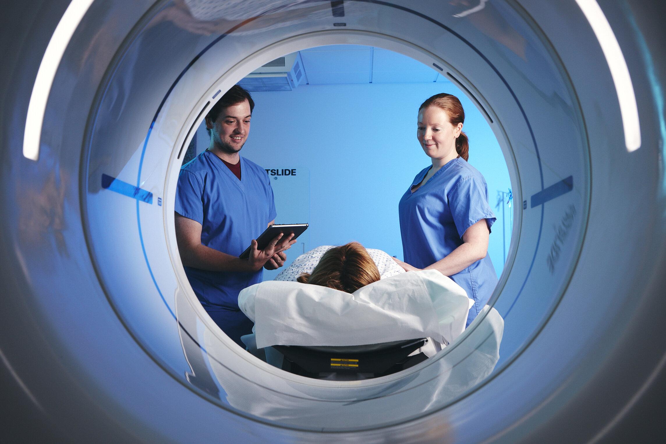Hospital Scanner