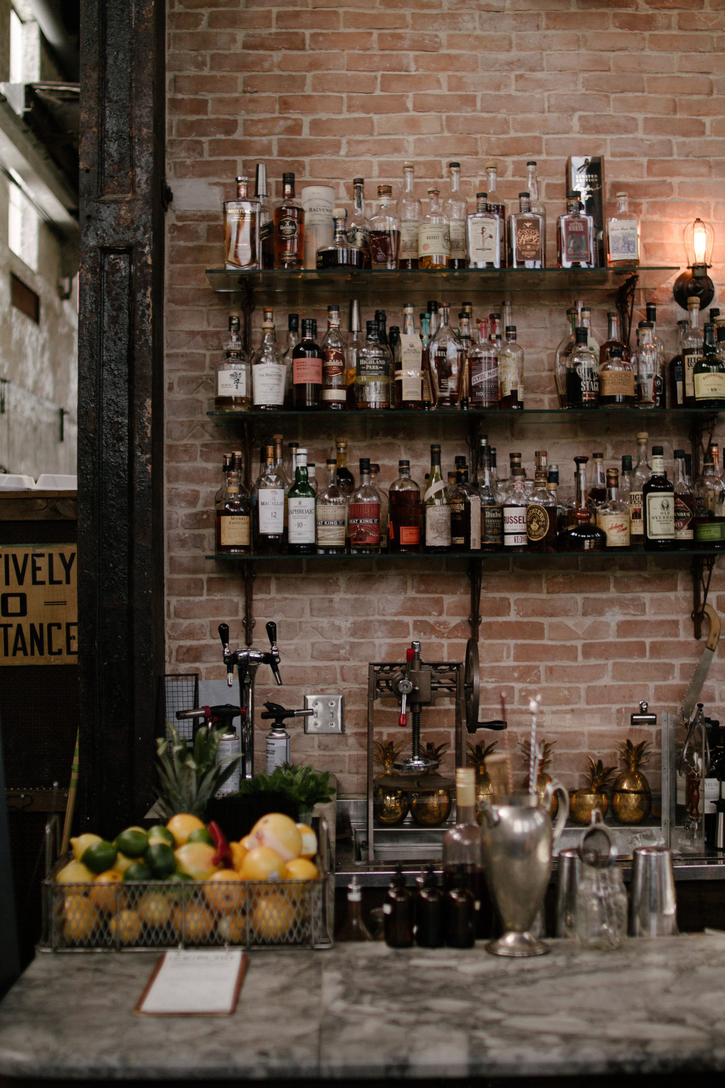 We visited Ice Plant multiple times that weekend for their incredible menu and cocktails! Their brunch will blow your mind.
