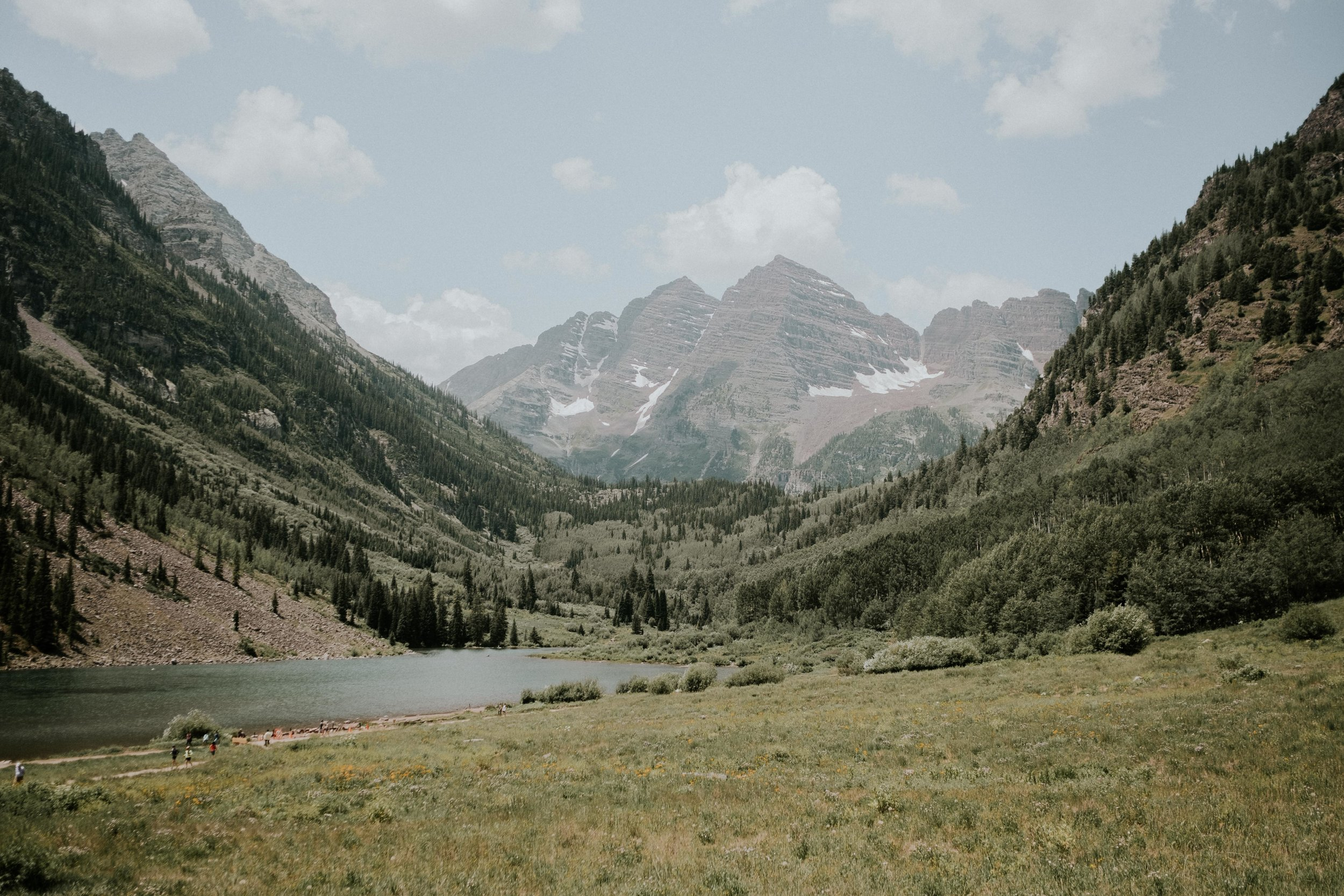 And then the Maroon Bells near Aspen proceeded to steal my heart....