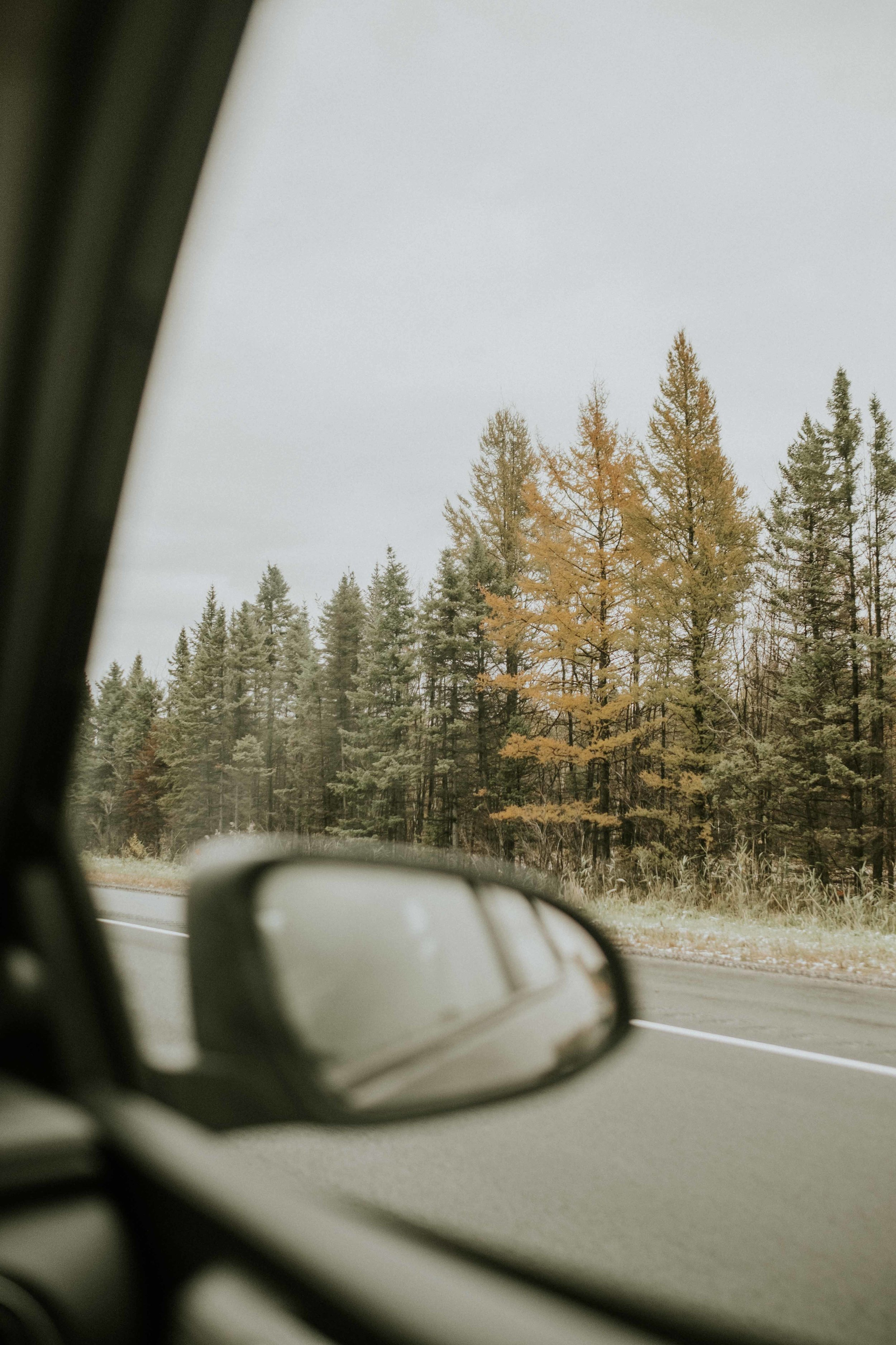 Driving to Quebec City!