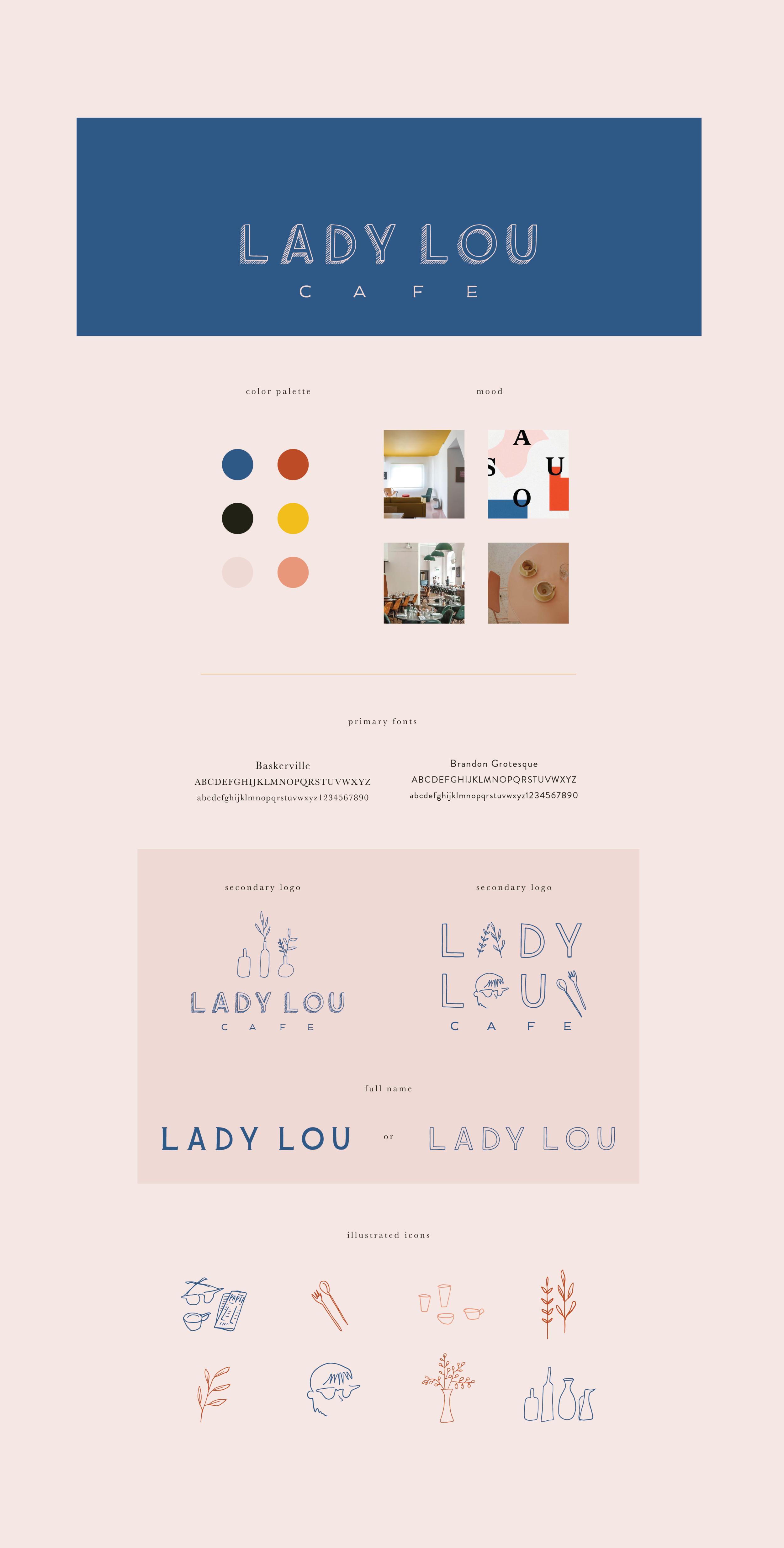 Lady Lou Brand Identity Guide