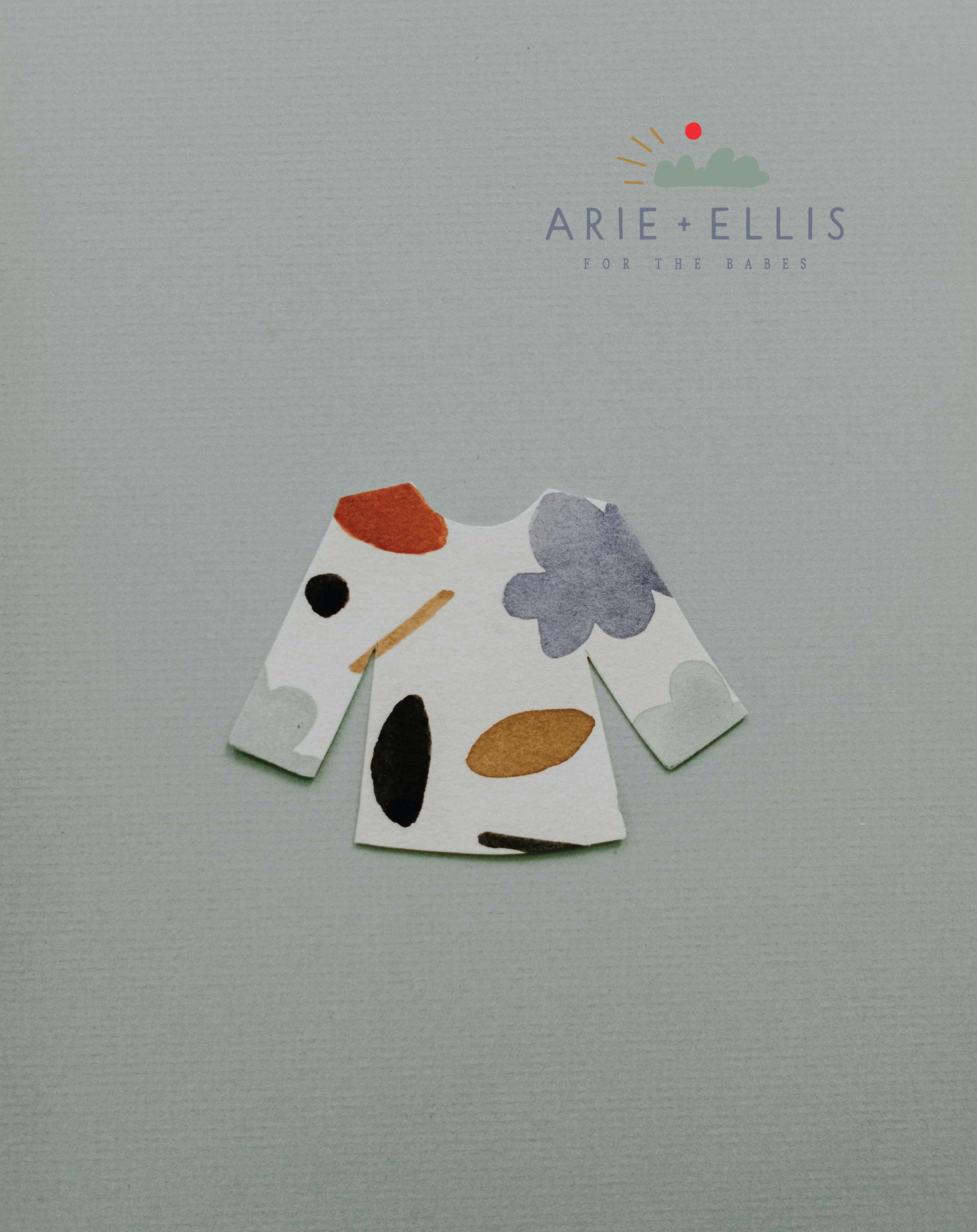 arie and ellis branding by anna nunez