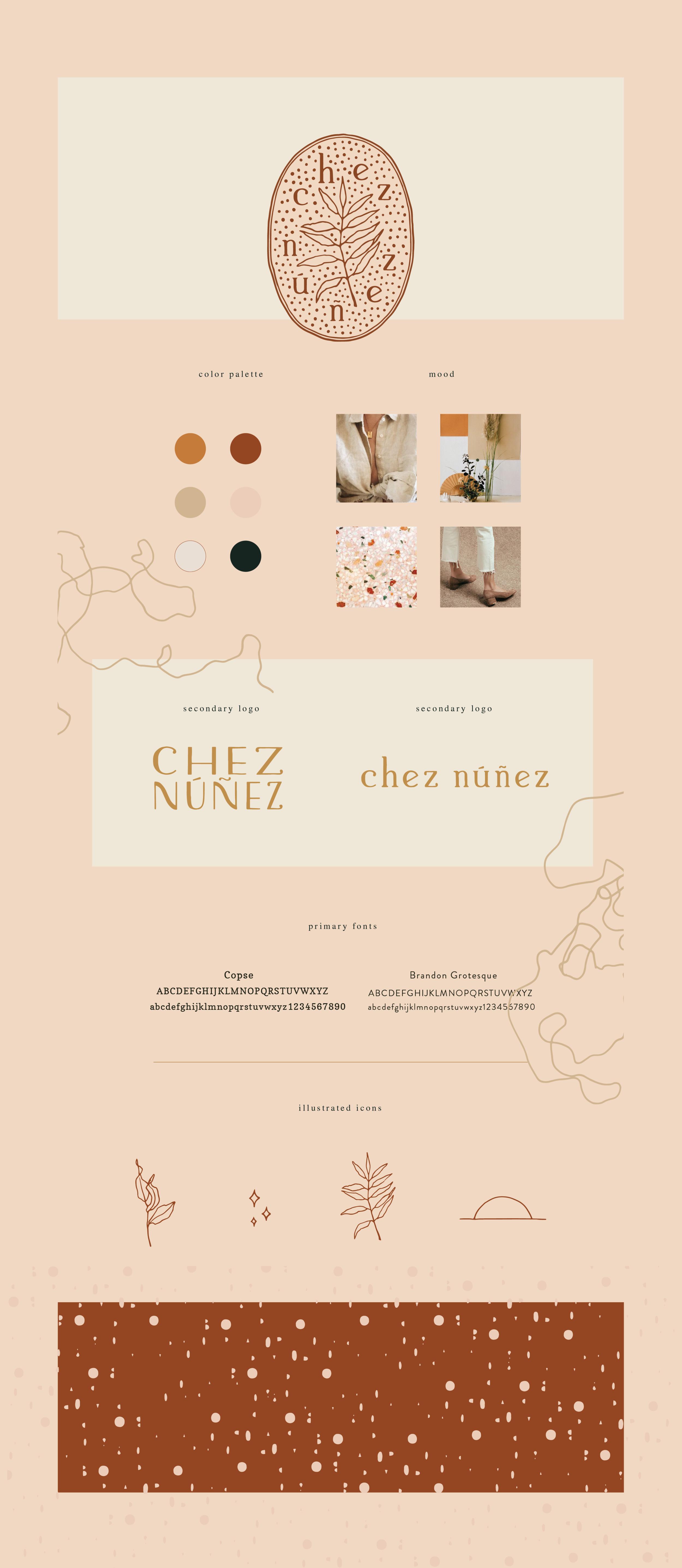 Chez Núñez Full Brand Overview