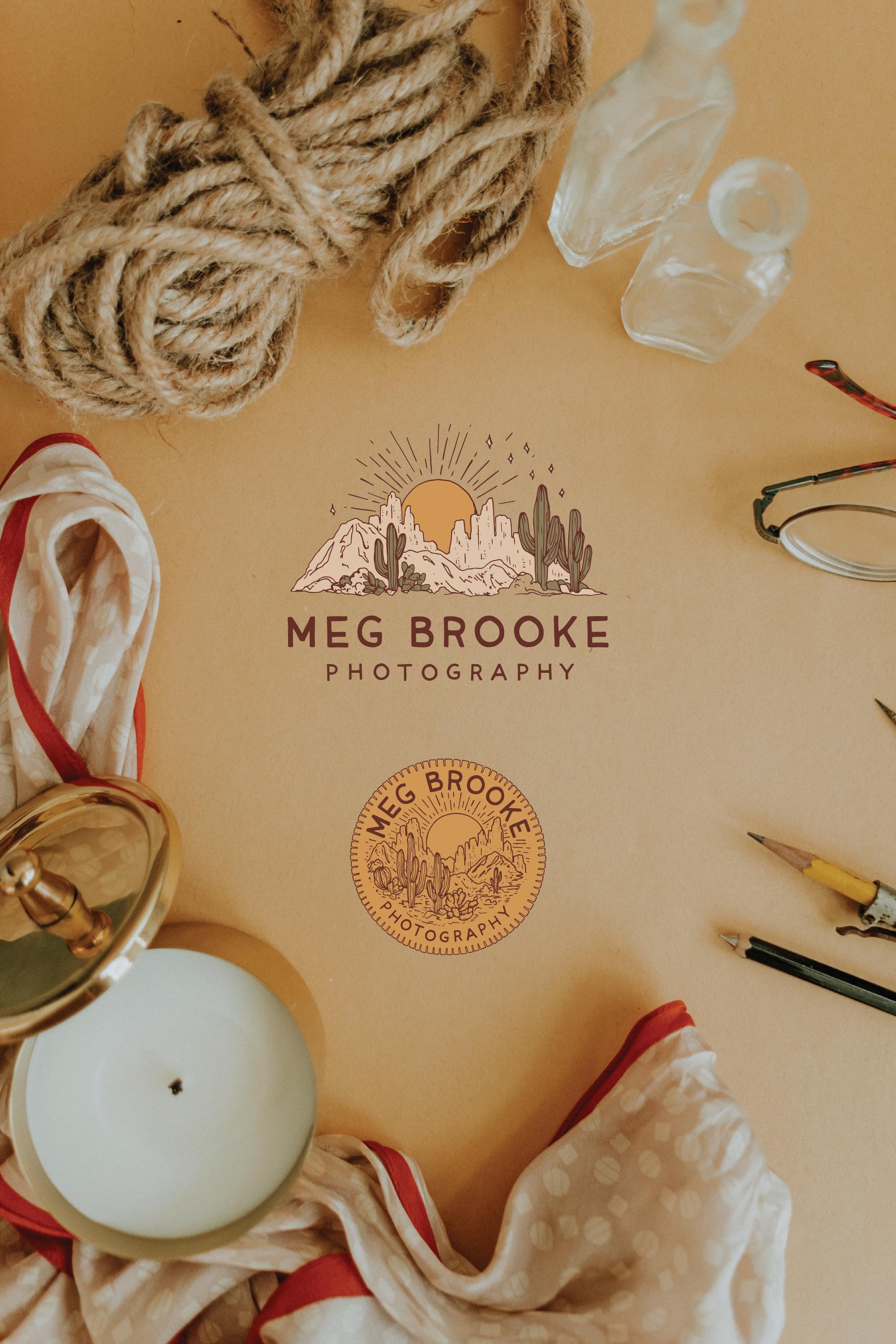Meg Brooke | Branding