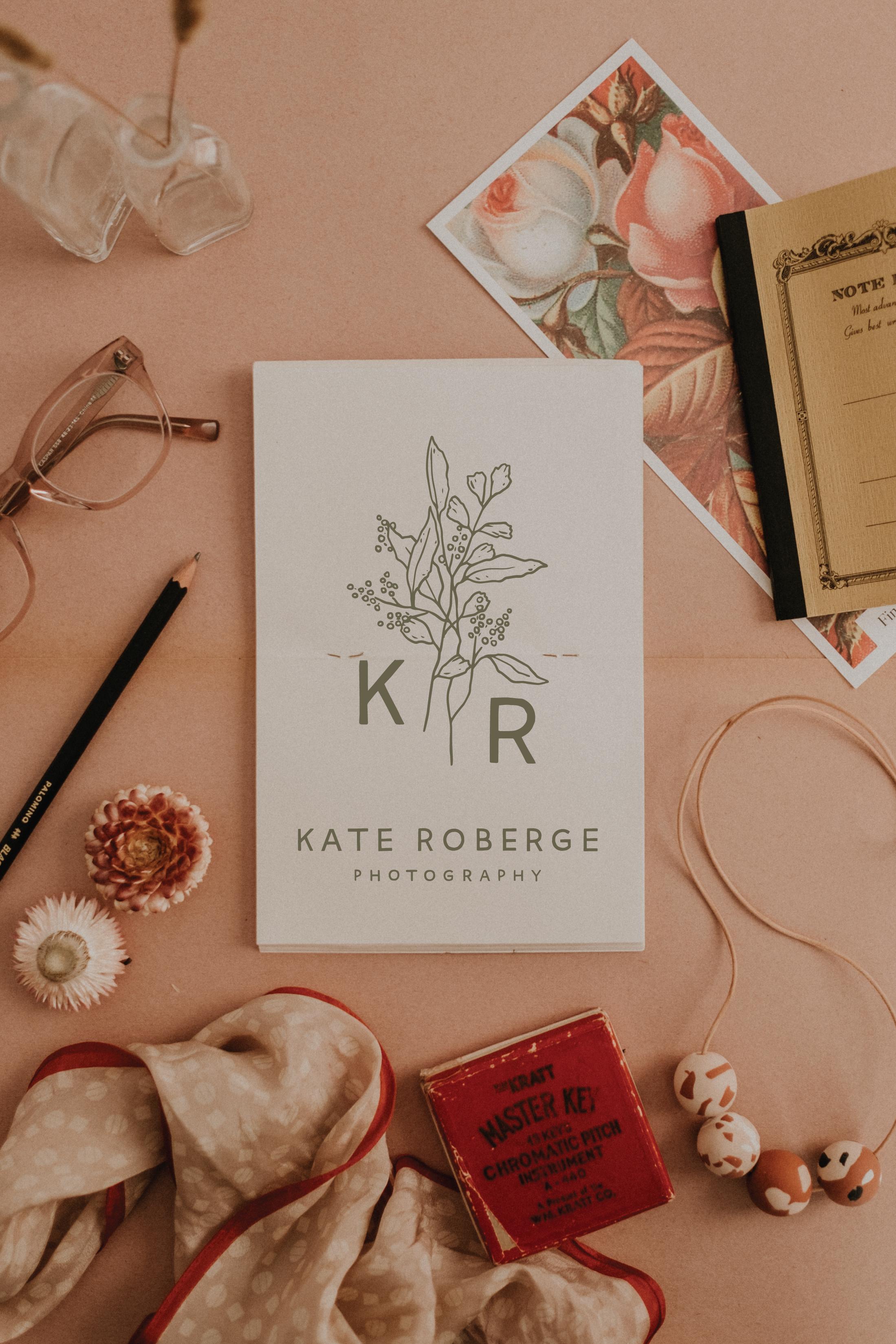 Kate Roberge | Branding