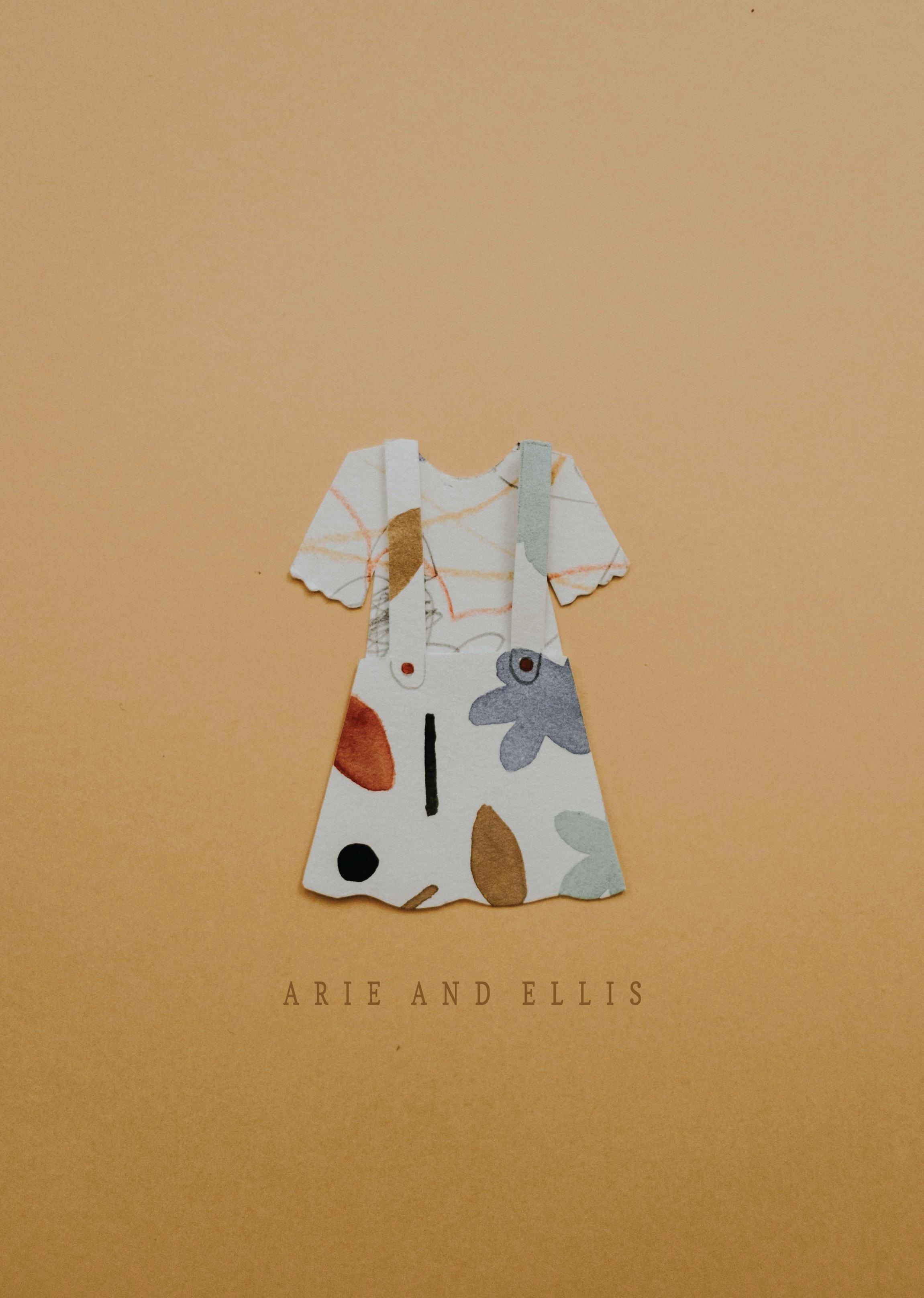 Arie and Ellis | Branding