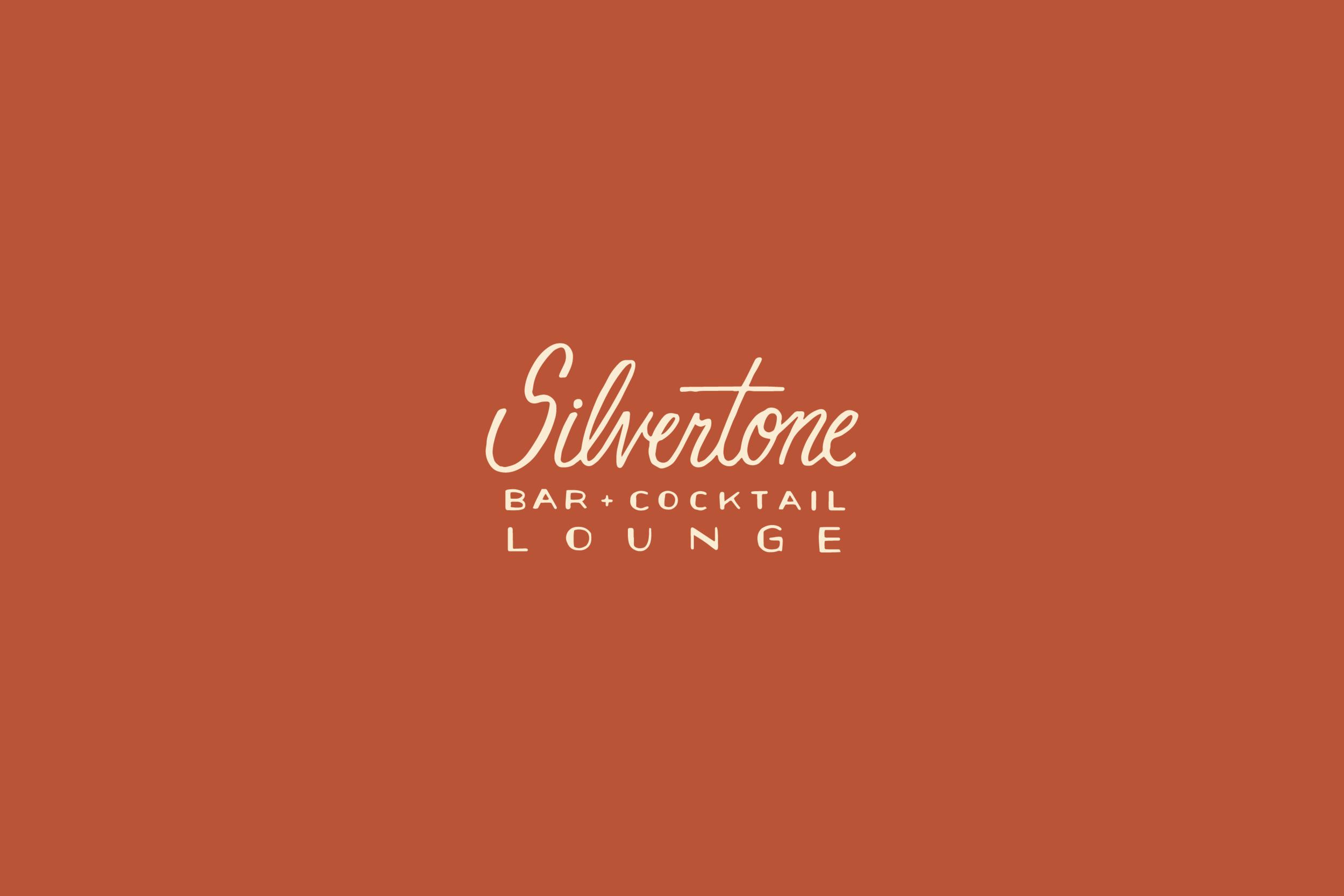 Silvertone Bar Concept | Logo Design